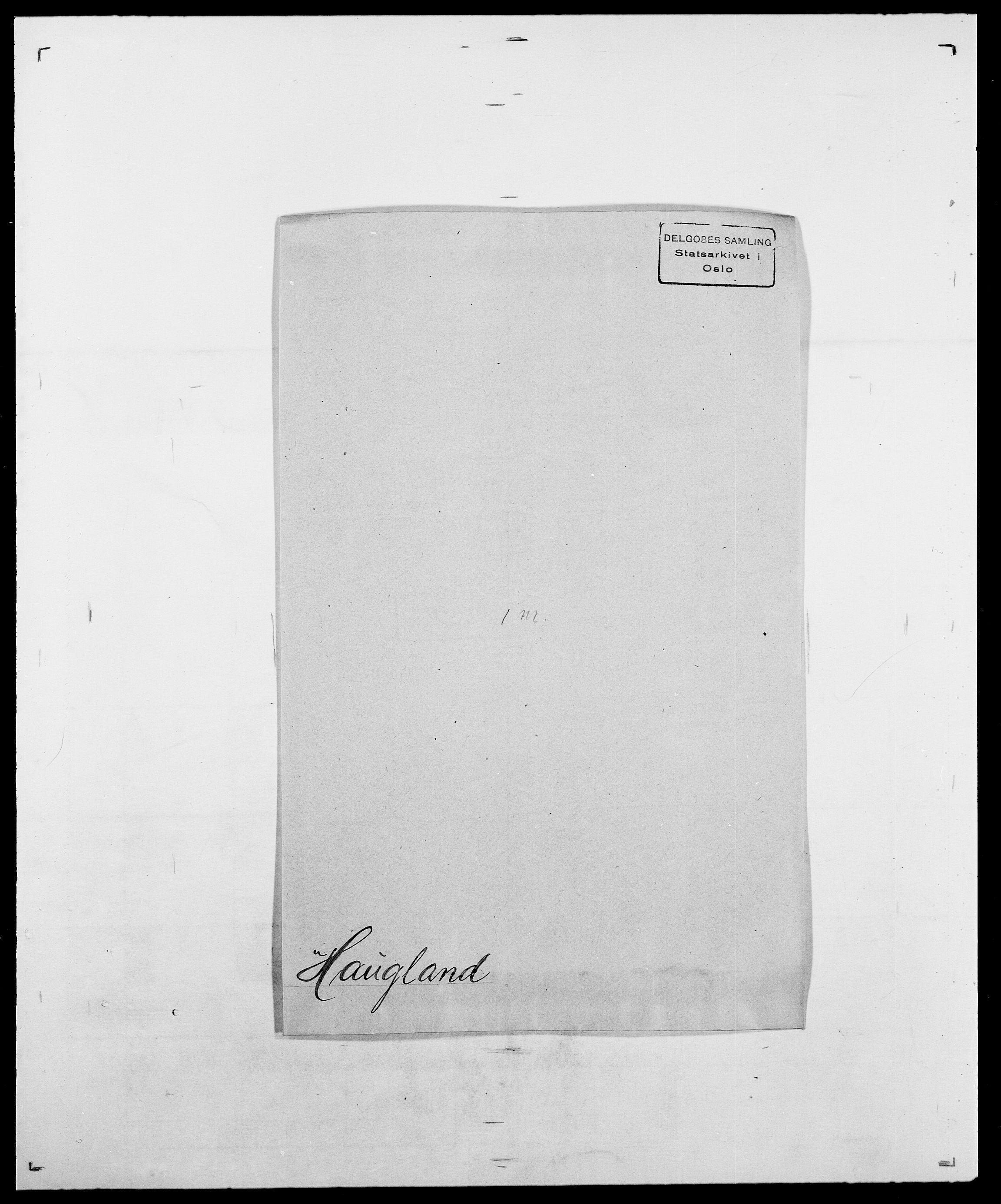 SAO, Delgobe, Charles Antoine - samling, D/Da/L0016: Hamborg - Hektoen, s. 614