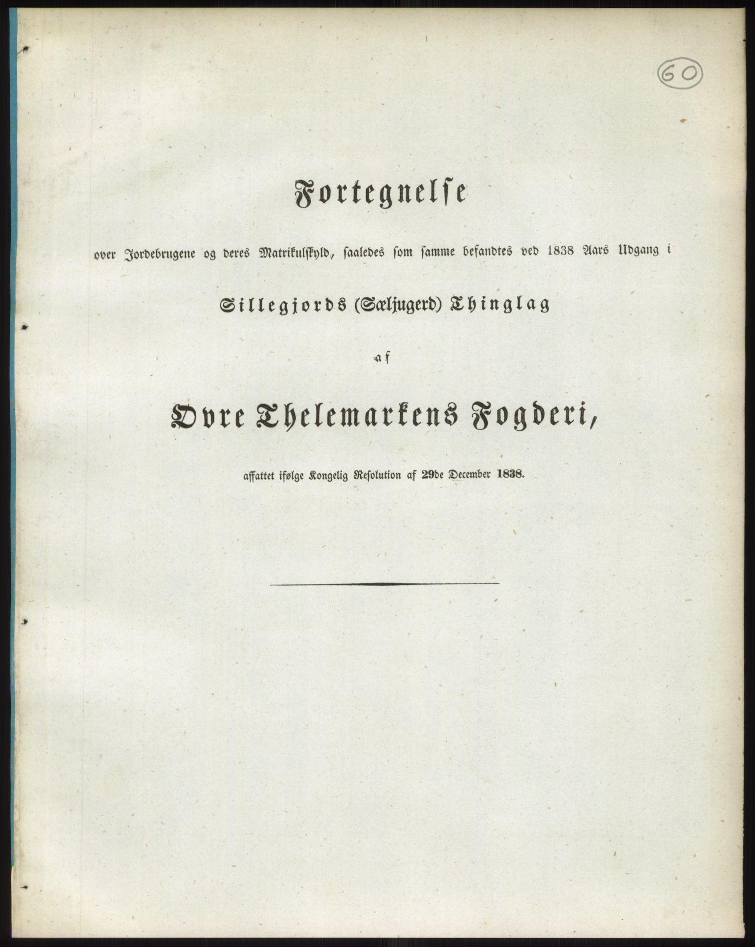 RA, 1838-matrikkelen (publikasjon)*, 1838, s. 60