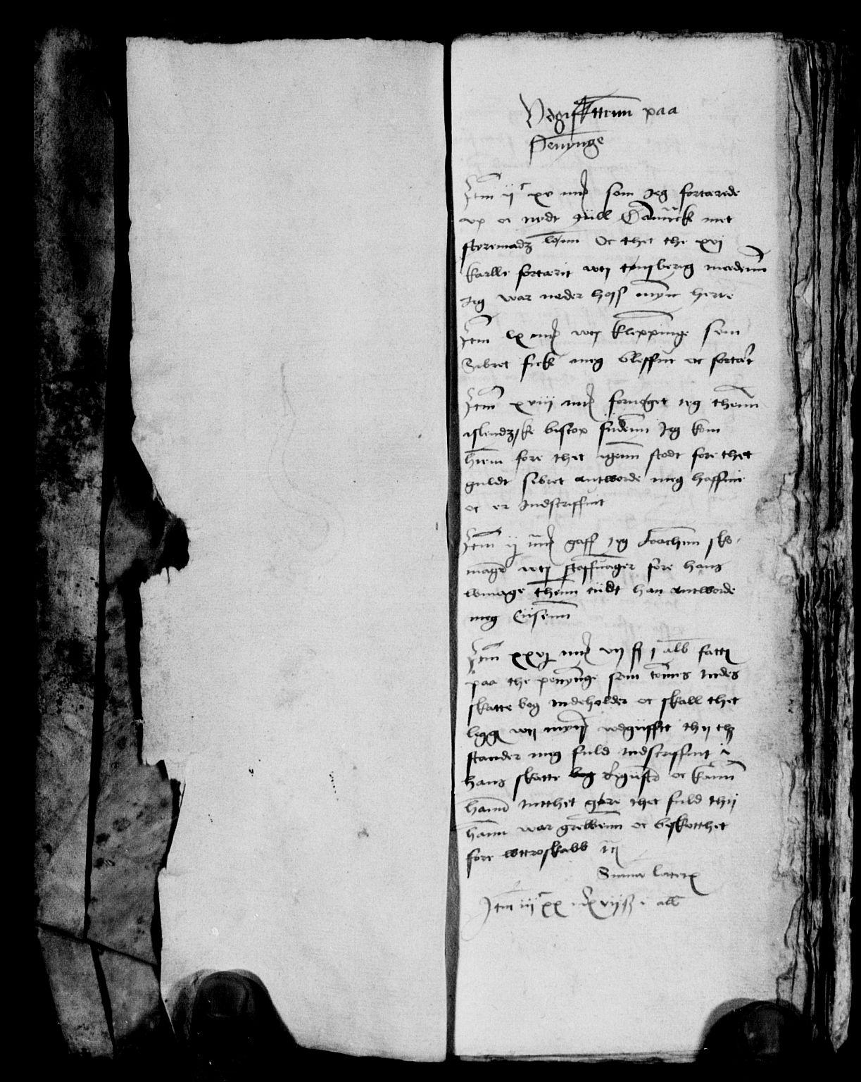 RA, Rentekammeret inntil 1814, Reviderte regnskaper, Lensregnskaper, R/Ra/L0010: Bergenhus len, 1521-1522