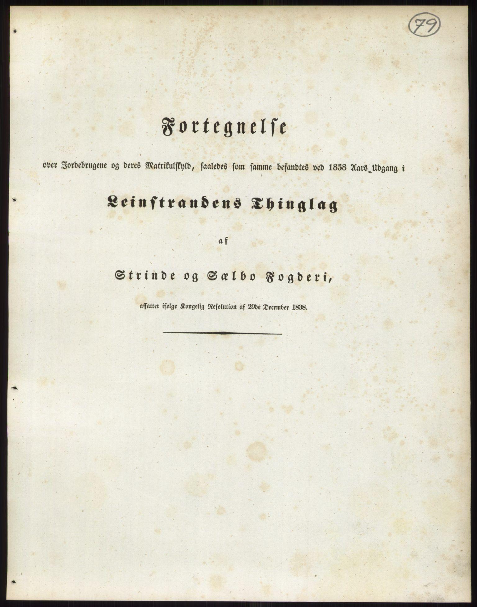 RA, 1838-matrikkelen (publikasjon)*, 1838, s. 79
