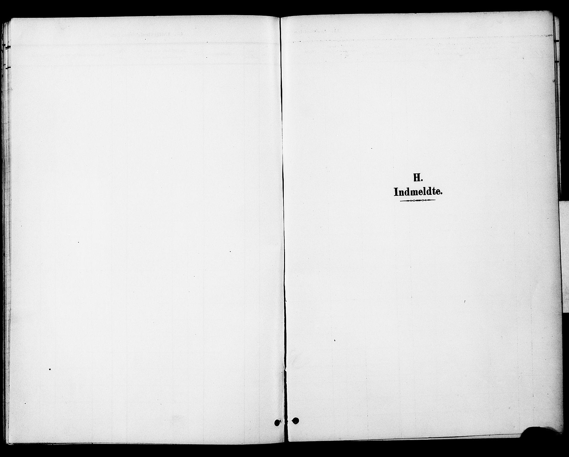 SAO, Nannestad prestekontor Kirkebøker, G/Gc/L0001: Klokkerbok nr. III 1, 1901-1916