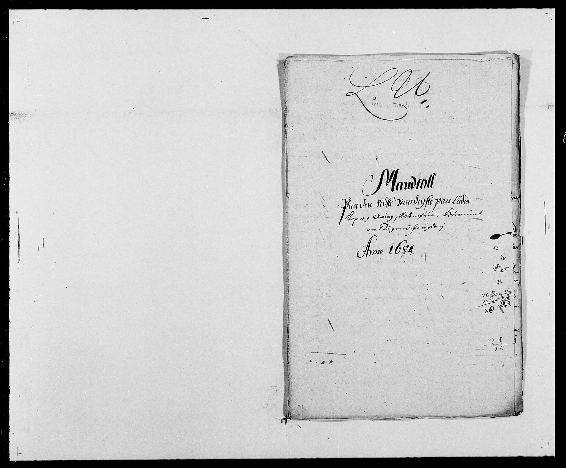 RA, Rentekammeret inntil 1814, Reviderte regnskaper, Fogderegnskap, R29/L1692: Fogderegnskap Hurum og Røyken, 1682-1687, s. 218