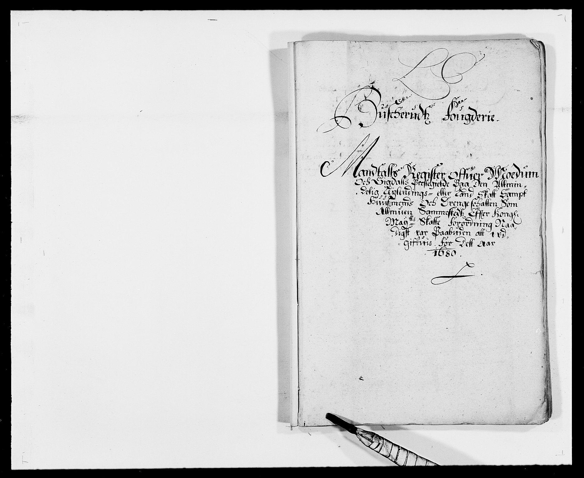 RA, Rentekammeret inntil 1814, Reviderte regnskaper, Fogderegnskap, R25/L1675: Fogderegnskap Buskerud, 1678-1681, s. 38