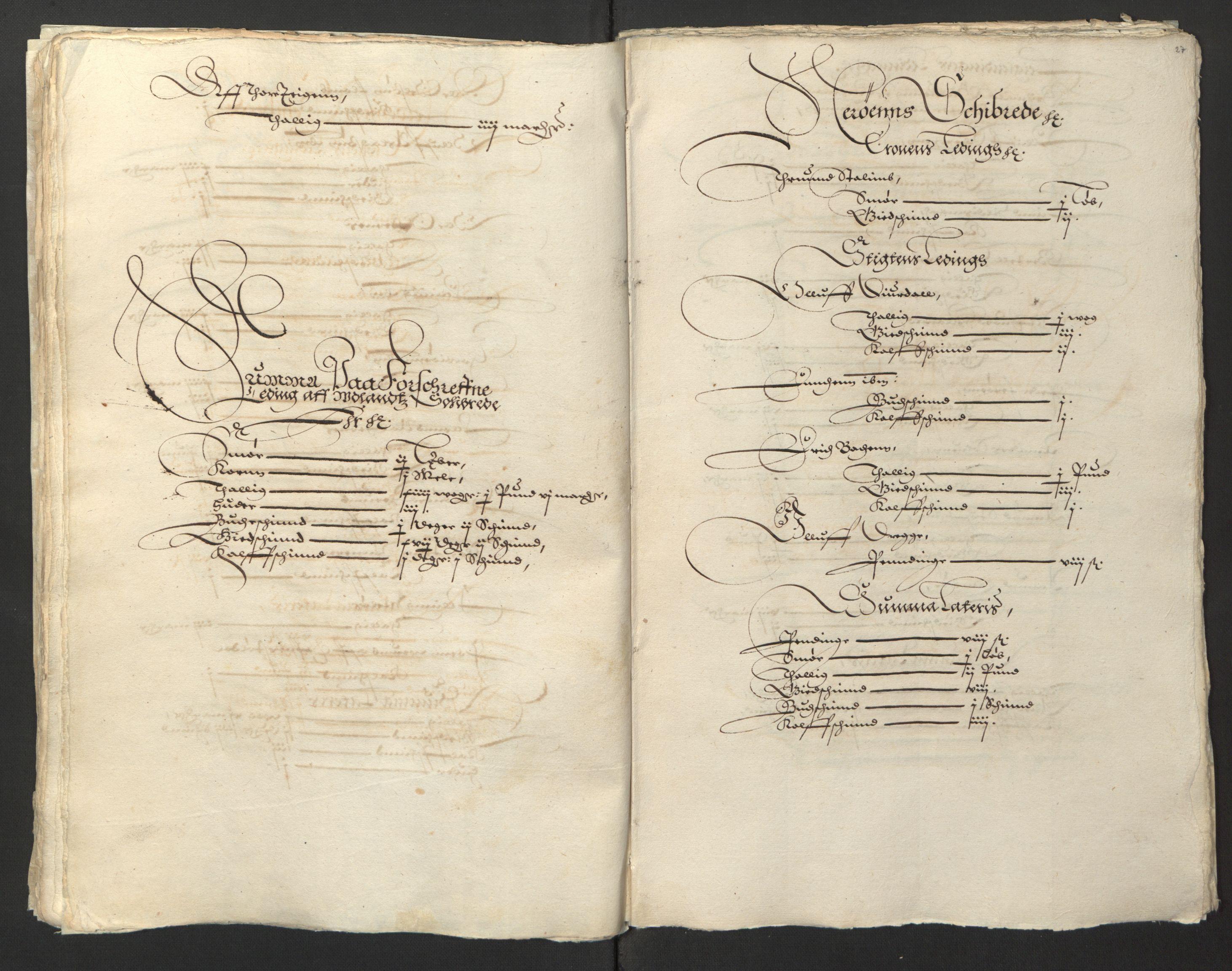 RA, Stattholderembetet 1572-1771, Ek/L0003: Jordebøker til utlikning av garnisonsskatt 1624-1626:, 1624-1625, s. 143