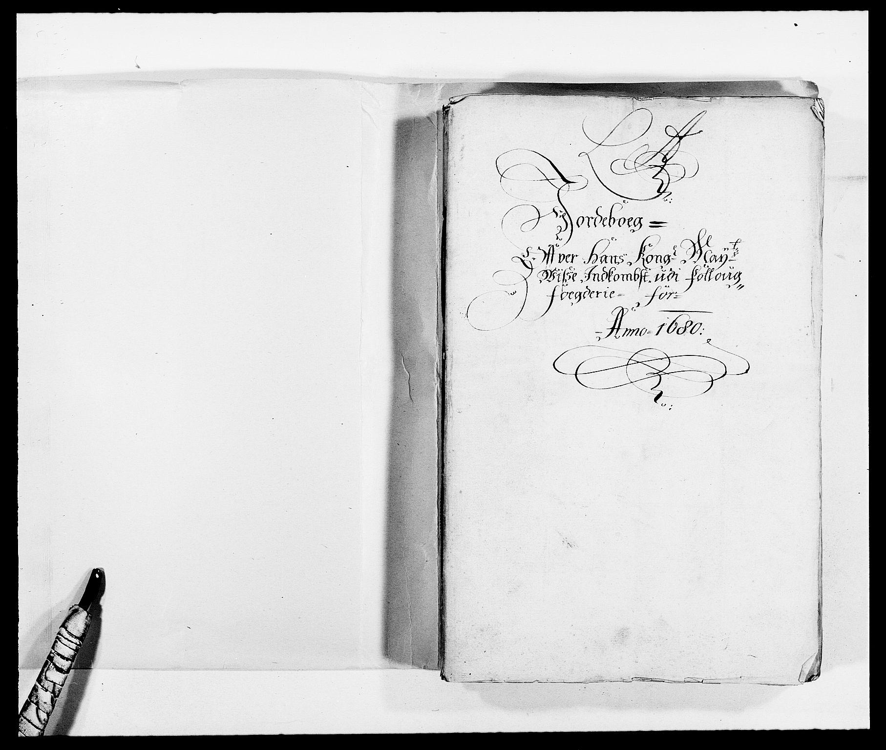 RA, Rentekammeret inntil 1814, Reviderte regnskaper, Fogderegnskap, R09/L0429: Fogderegnskap Follo, 1680-1681, s. 2