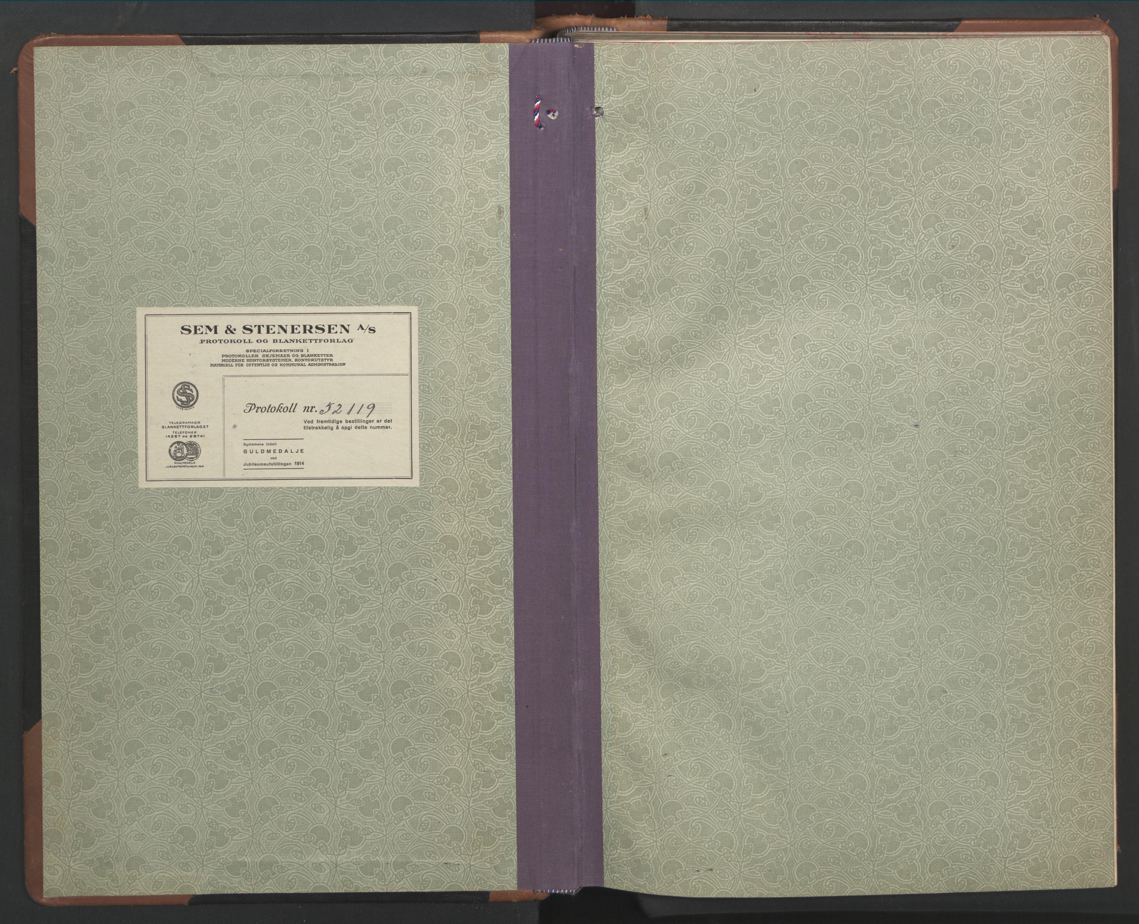 SAT, Ministerialprotokoller, klokkerbøker og fødselsregistre - Sør-Trøndelag, 686/L0986: Klokkerbok nr. 686C02, 1933-1950