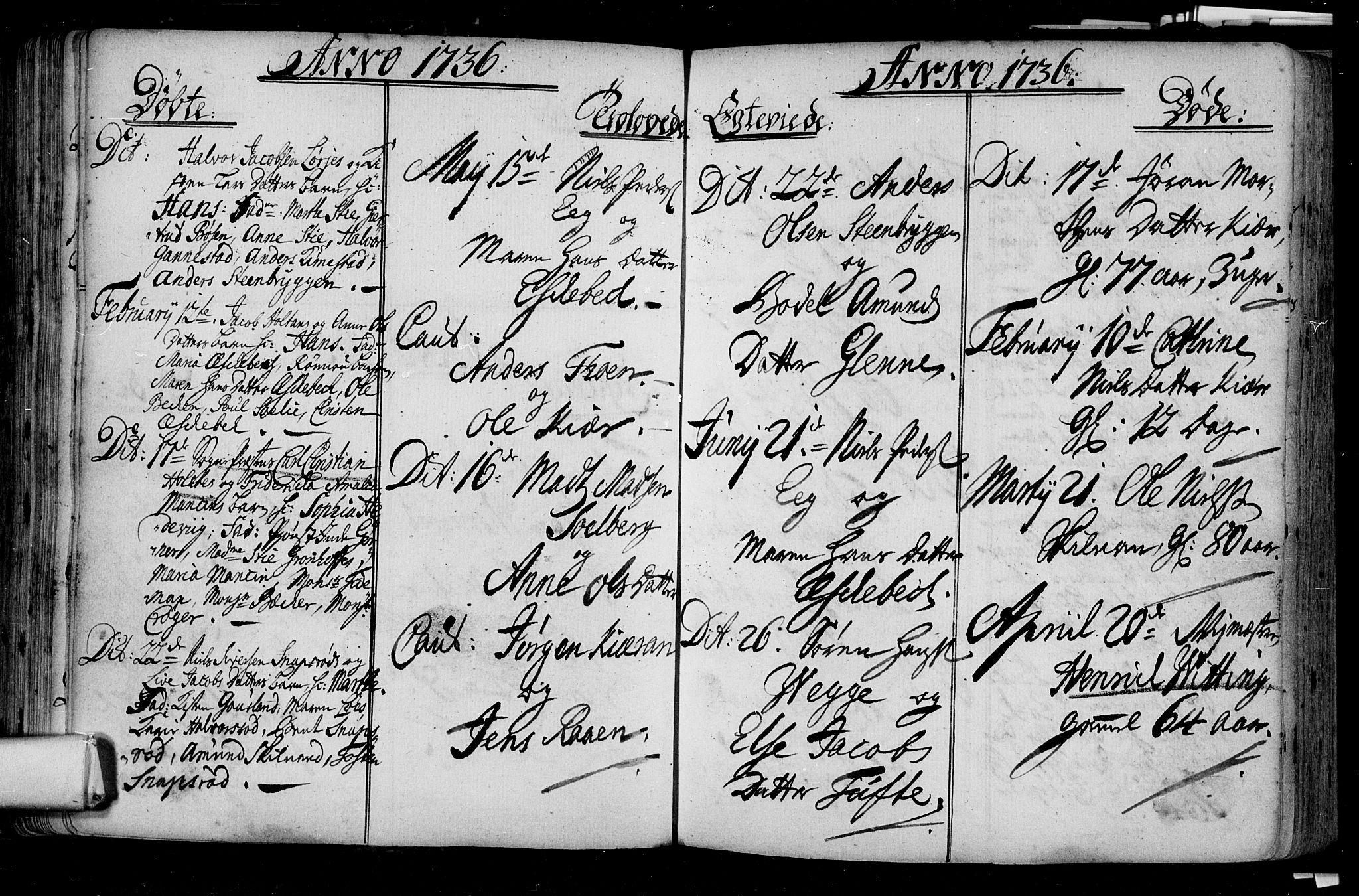 SAKO, Borre kirkebøker, F/Fa/L0001: Ministerialbok nr. I 1, 1710-1750, s. 79