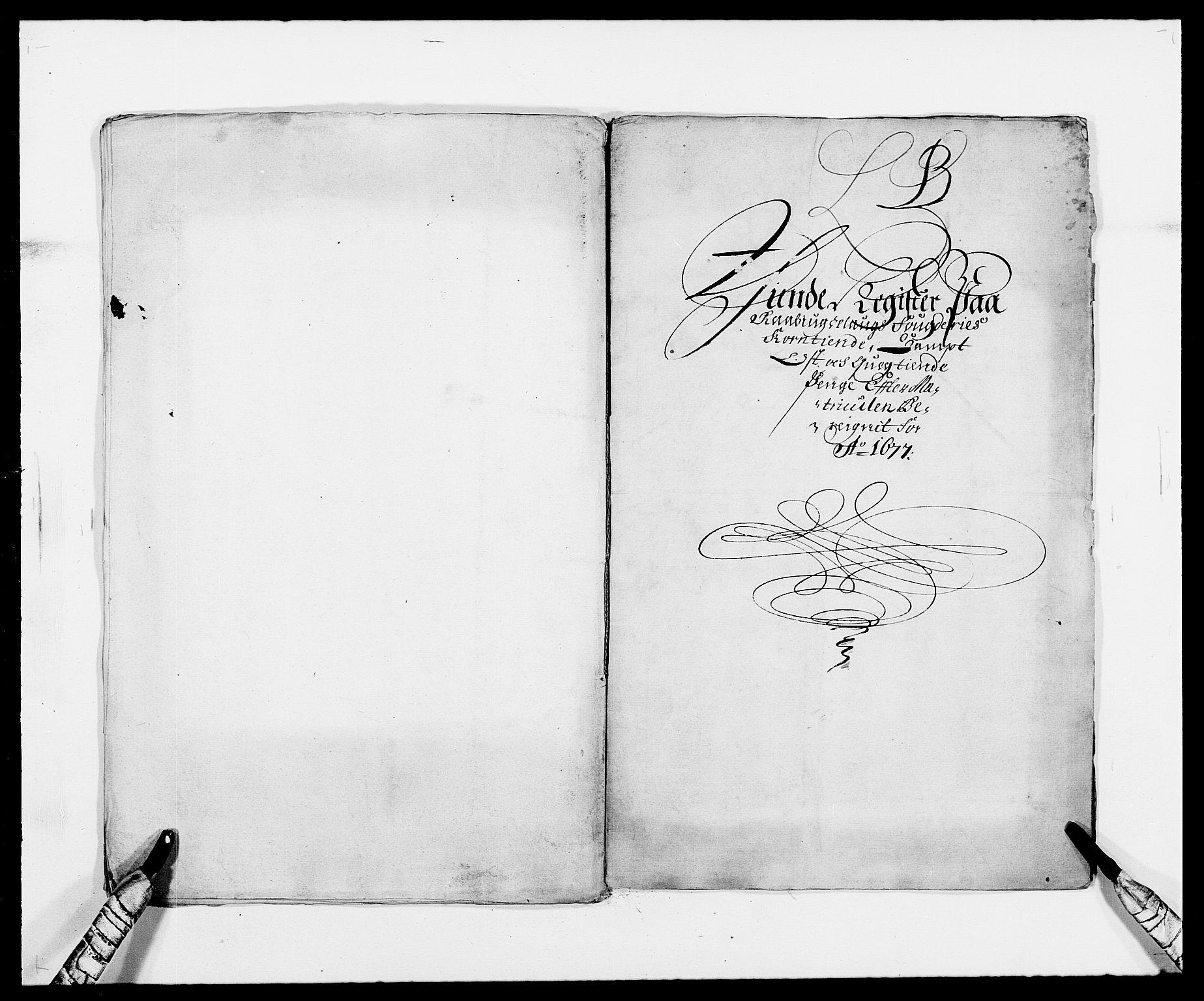 RA, Rentekammeret inntil 1814, Reviderte regnskaper, Fogderegnskap, R40/L2435: Fogderegnskap Råbyggelag, 1677-1678, s. 11