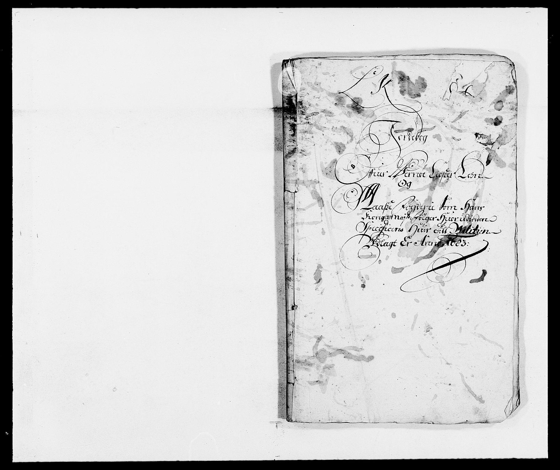 RA, Rentekammeret inntil 1814, Reviderte regnskaper, Fogderegnskap, R02/L0103: Fogderegnskap Moss og Verne kloster, 1682-1684, s. 286