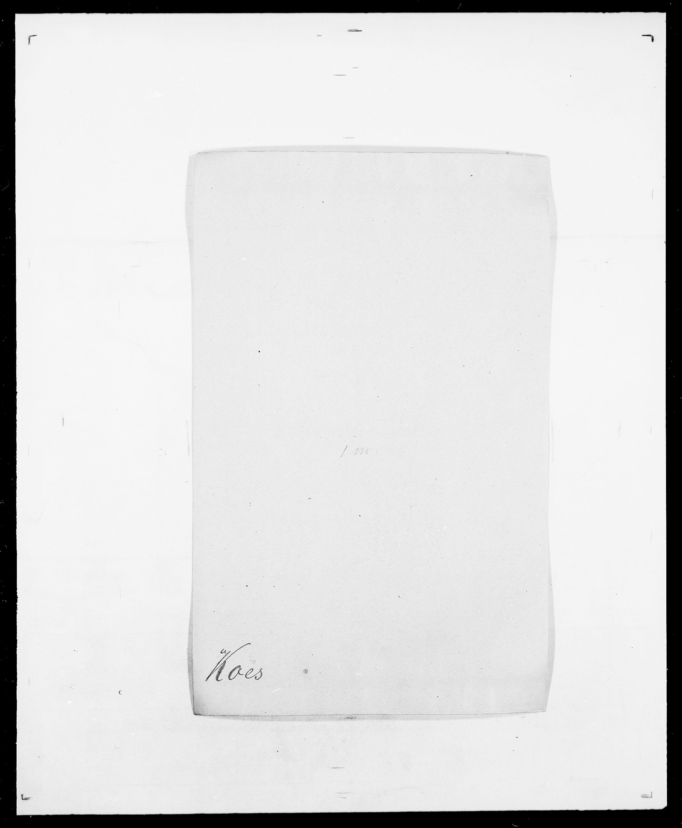 SAO, Delgobe, Charles Antoine - samling, D/Da/L0021: Klagenberg - Kristoft, s. 407