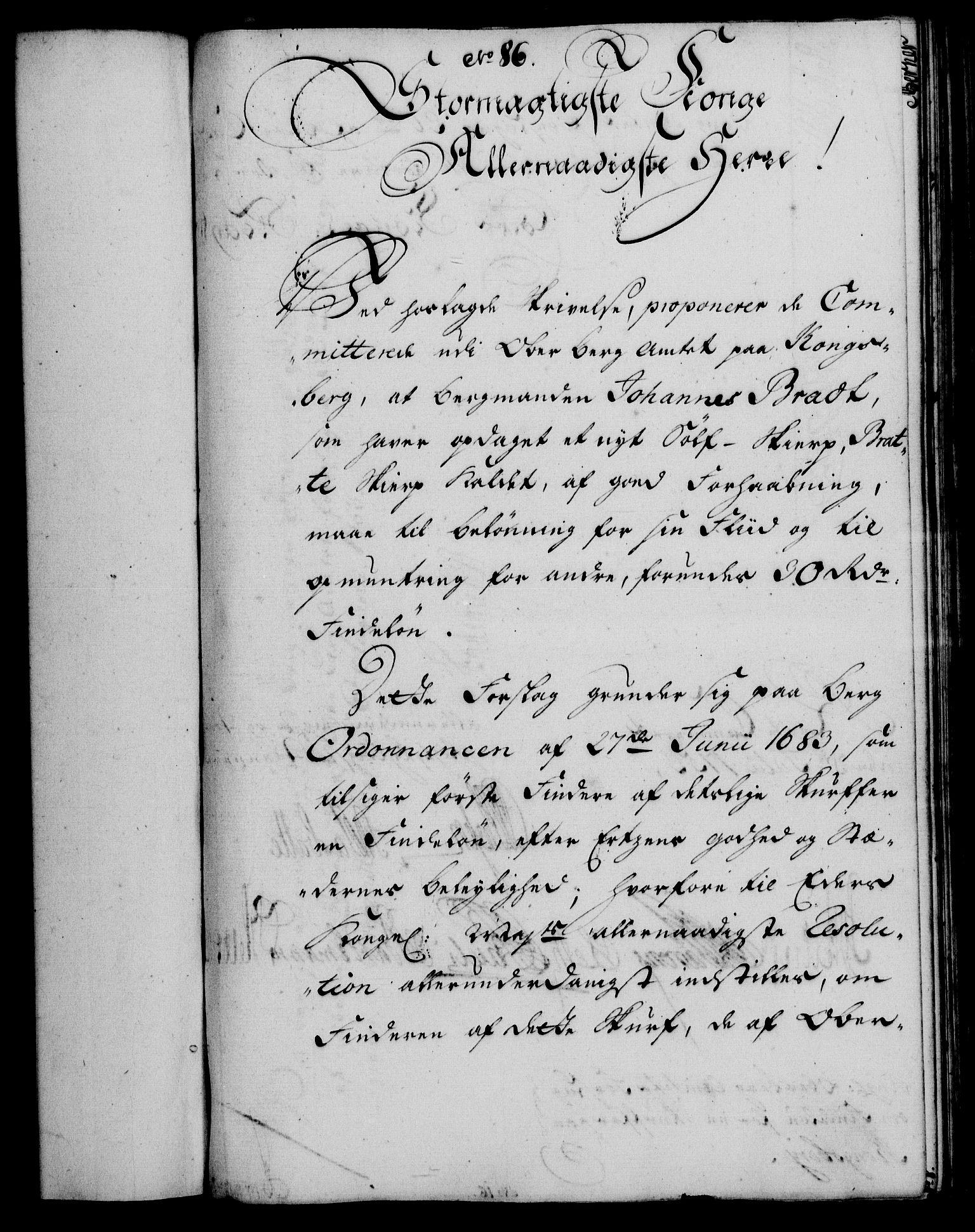 RA, Rentekammeret, Kammerkanselliet, G/Gf/Gfa/L0035: Norsk relasjons- og resolusjonsprotokoll (merket RK 52.35), 1753, s. 513