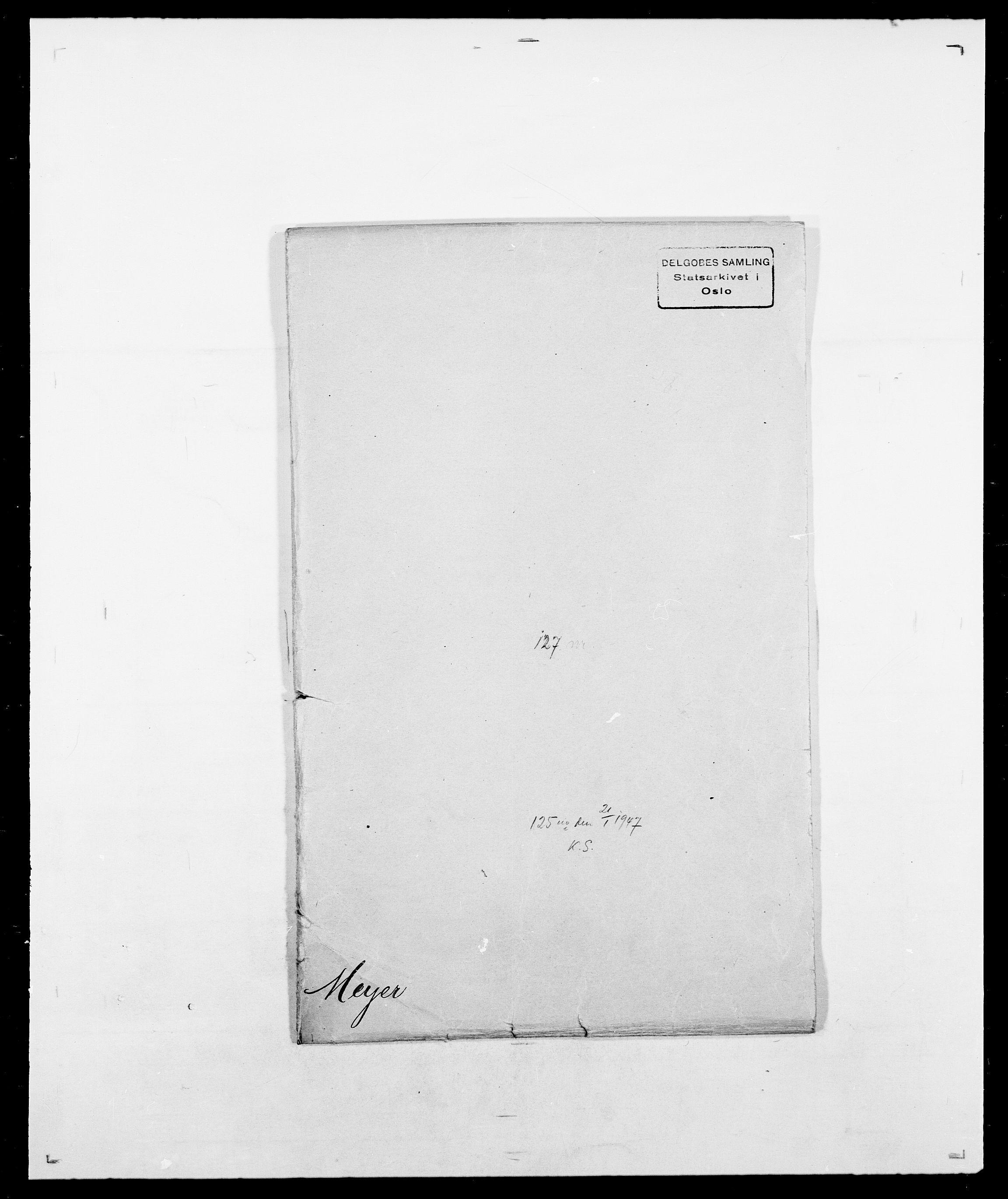 SAO, Delgobe, Charles Antoine - samling, D/Da/L0026: Mechelby - Montoppidan, s. 360