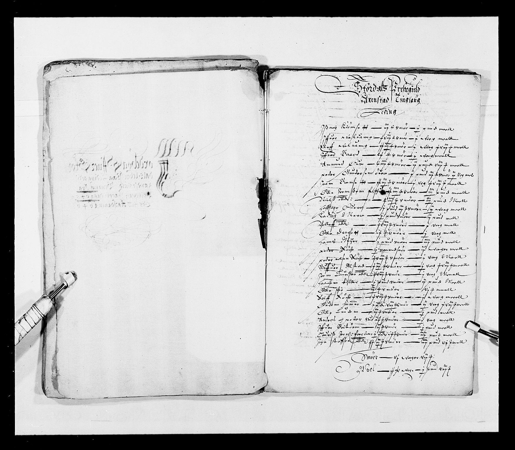 RA, Stattholderembetet 1572-1771, Ek/L0028: Jordebøker 1633-1658:, 1645-1646, s. 130