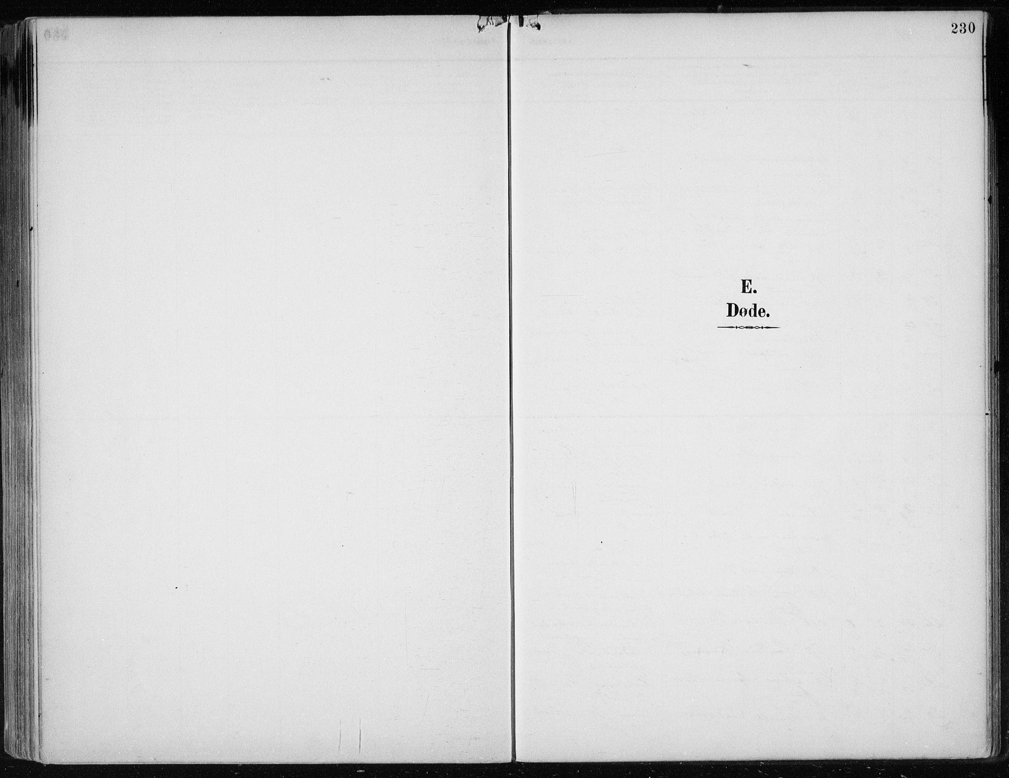 SAB, Askøy Sokneprestembete, H/Ha/Haa/Haae/L0003: Ministerialbok nr. E 3, 1891-1903, s. 230
