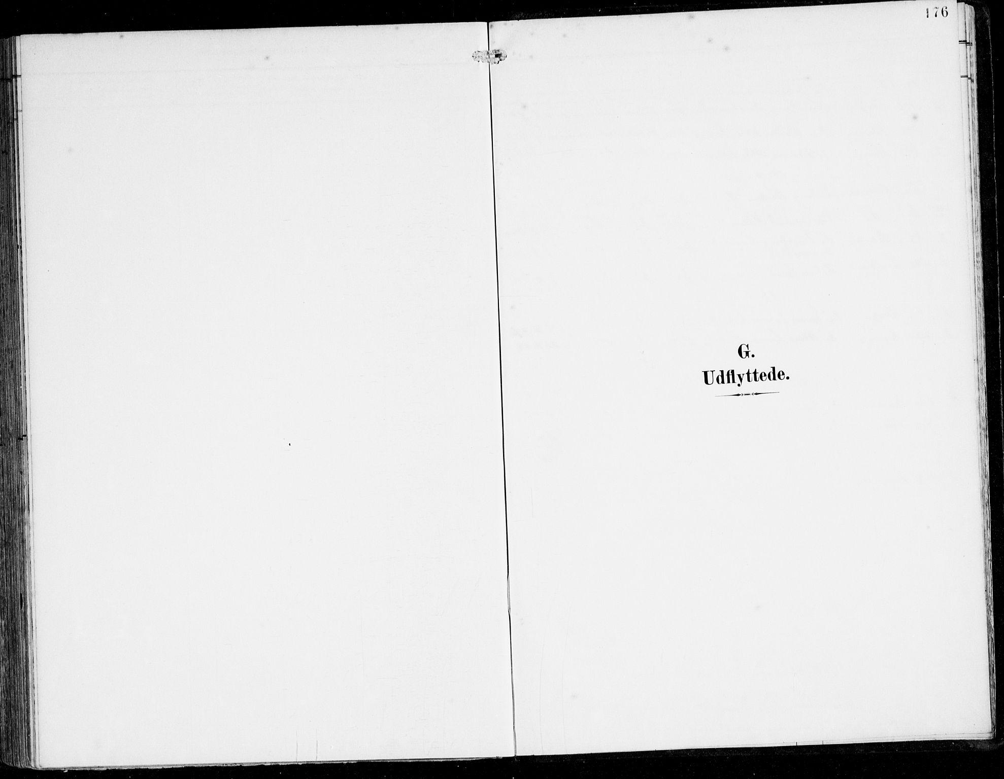 SAB, Alversund Sokneprestembete, H/Ha/Haa/Haaa/L0003: Ministerialbok nr. A 3, 1897-1926, s. 176