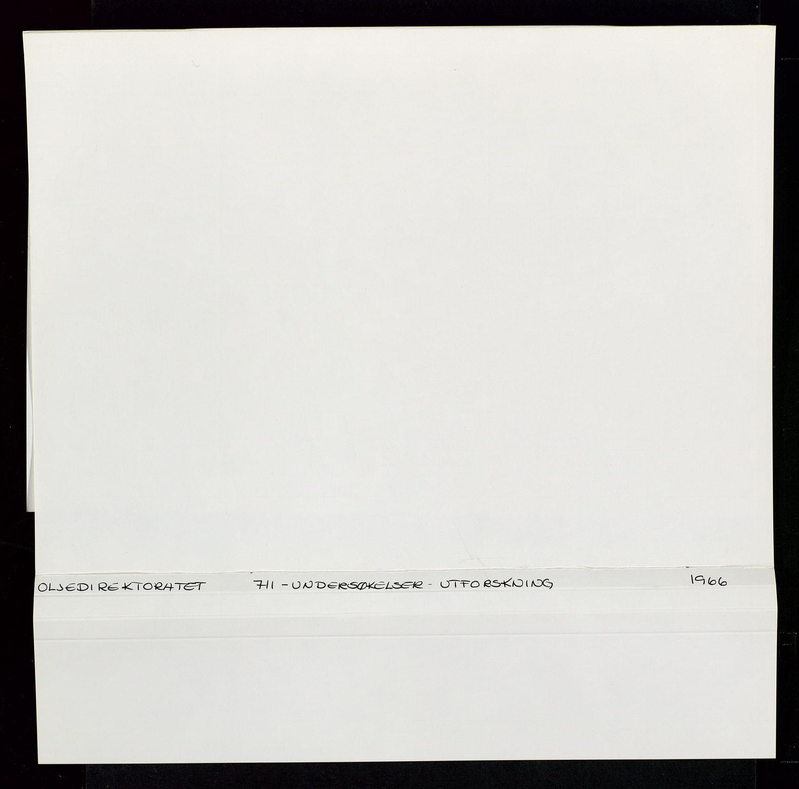 SAST, Industridepartementet, Oljekontoret, Da/L0003: Arkivnøkkel 711 Undersøkelser og utforskning, 1963-1971, s. 390