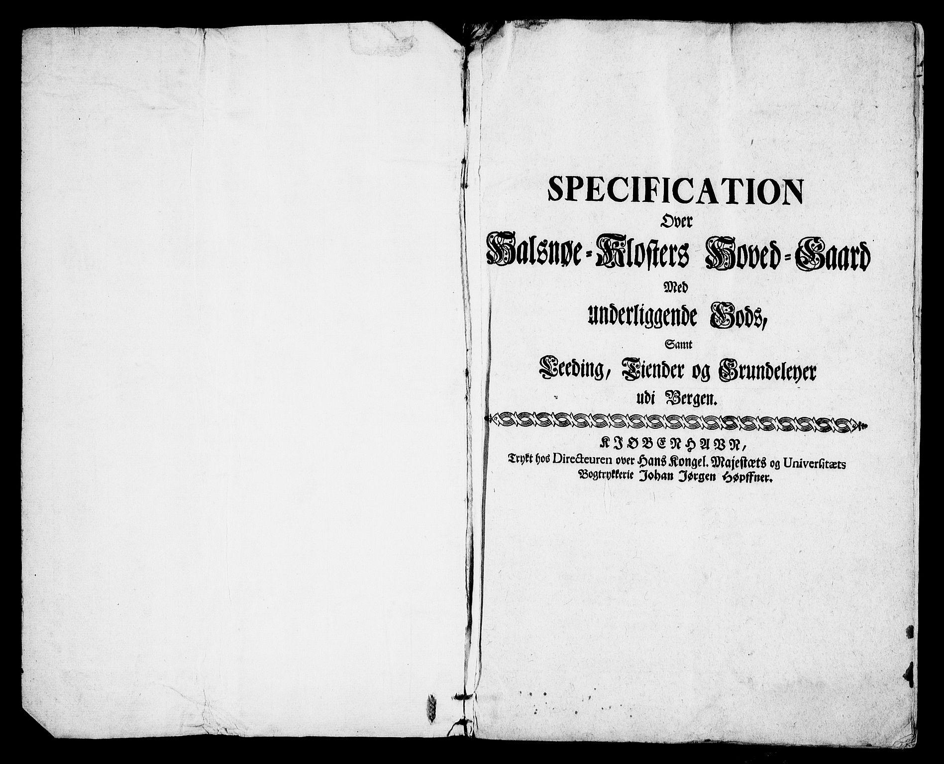 RA, Rentekammeret inntil 1814, Realistisk ordnet avdeling, On/L0005: [Jj 6]: Forskjellige dokumenter om Halsnøy klosters gods, 1697-1770, s. 613