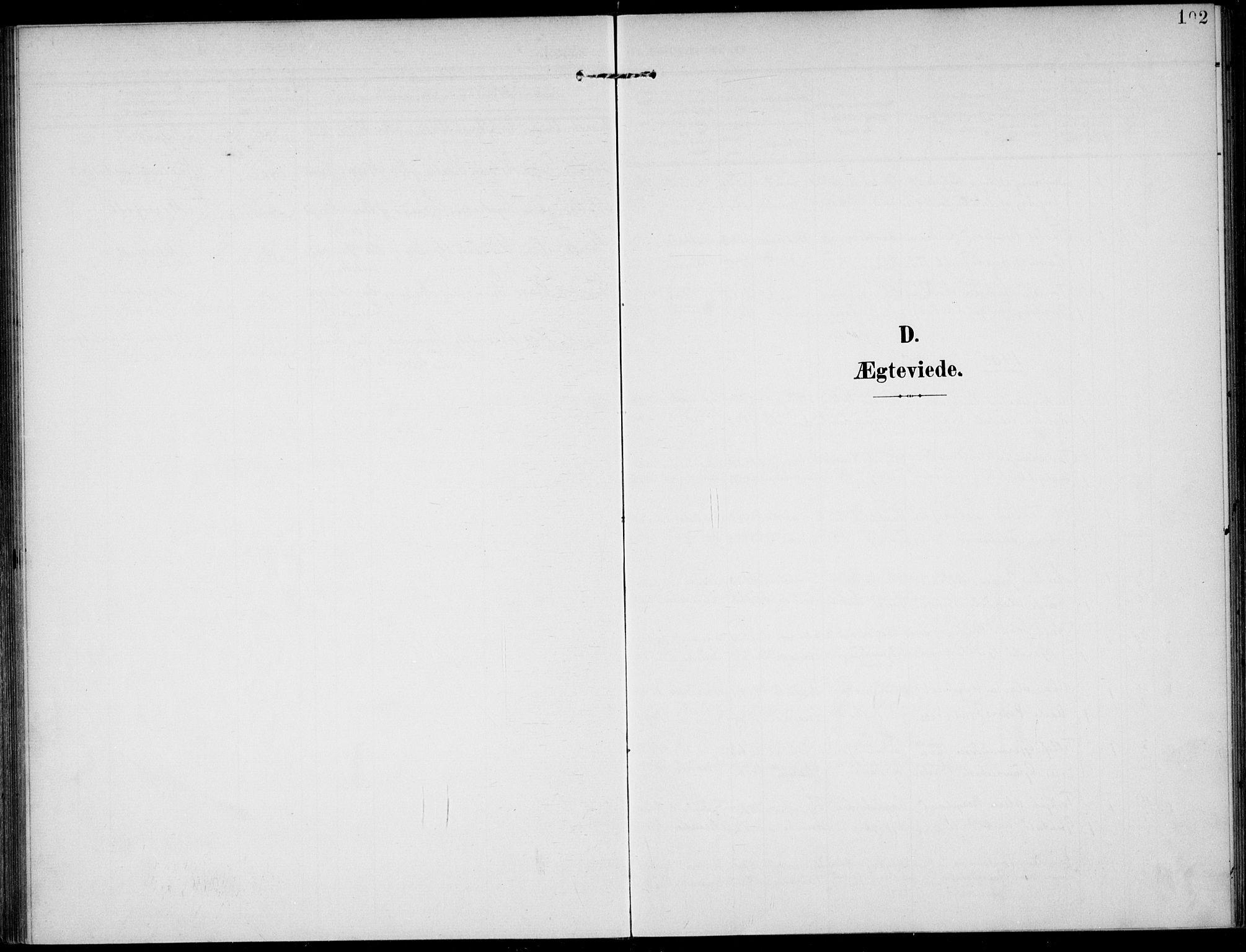 SAKO, Lunde kirkebøker, F/Fa/L0004: Ministerialbok nr. I 4, 1902-1913, s. 102