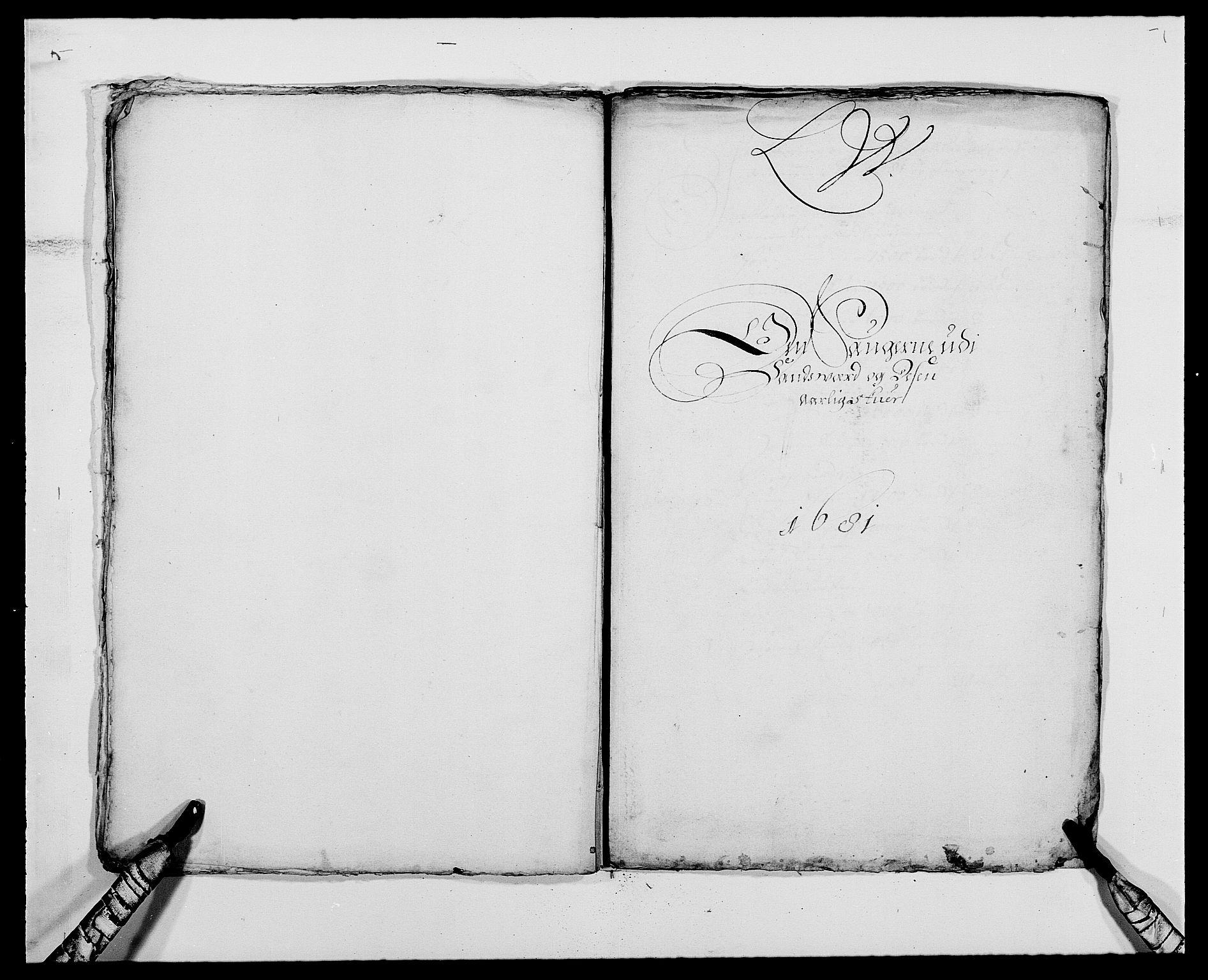 RA, Rentekammeret inntil 1814, Reviderte regnskaper, Fogderegnskap, R24/L1569: Fogderegnskap Numedal og Sandsvær, 1679-1686, s. 367