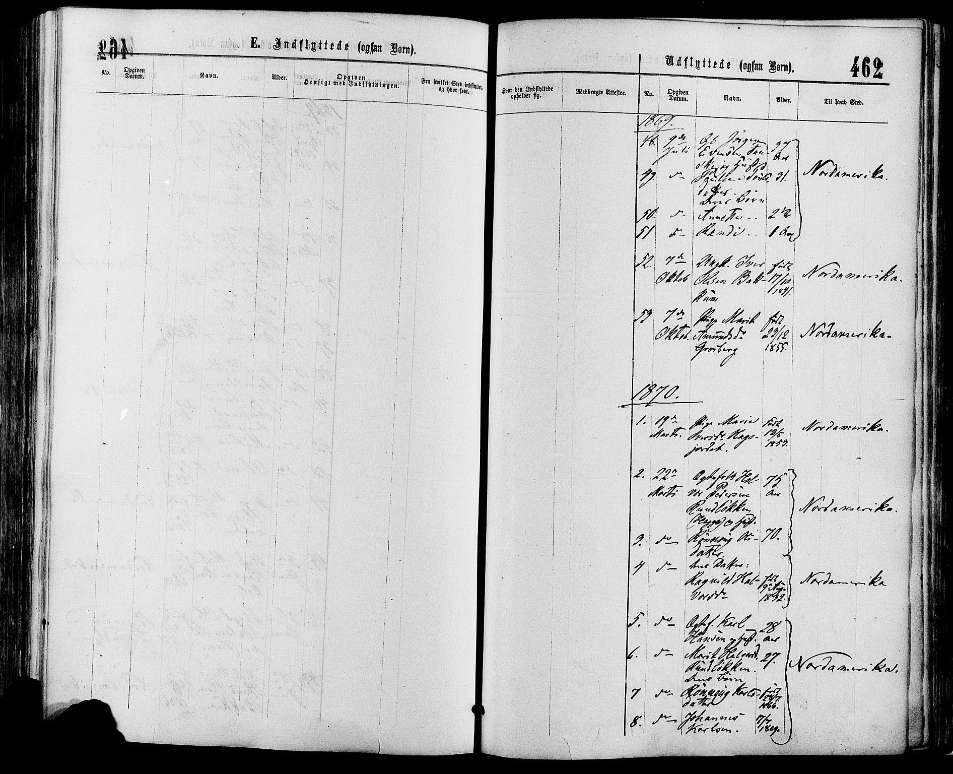 SAH, Sør-Fron prestekontor, H/Ha/Haa/L0002: Ministerialbok nr. 2, 1864-1880, s. 462