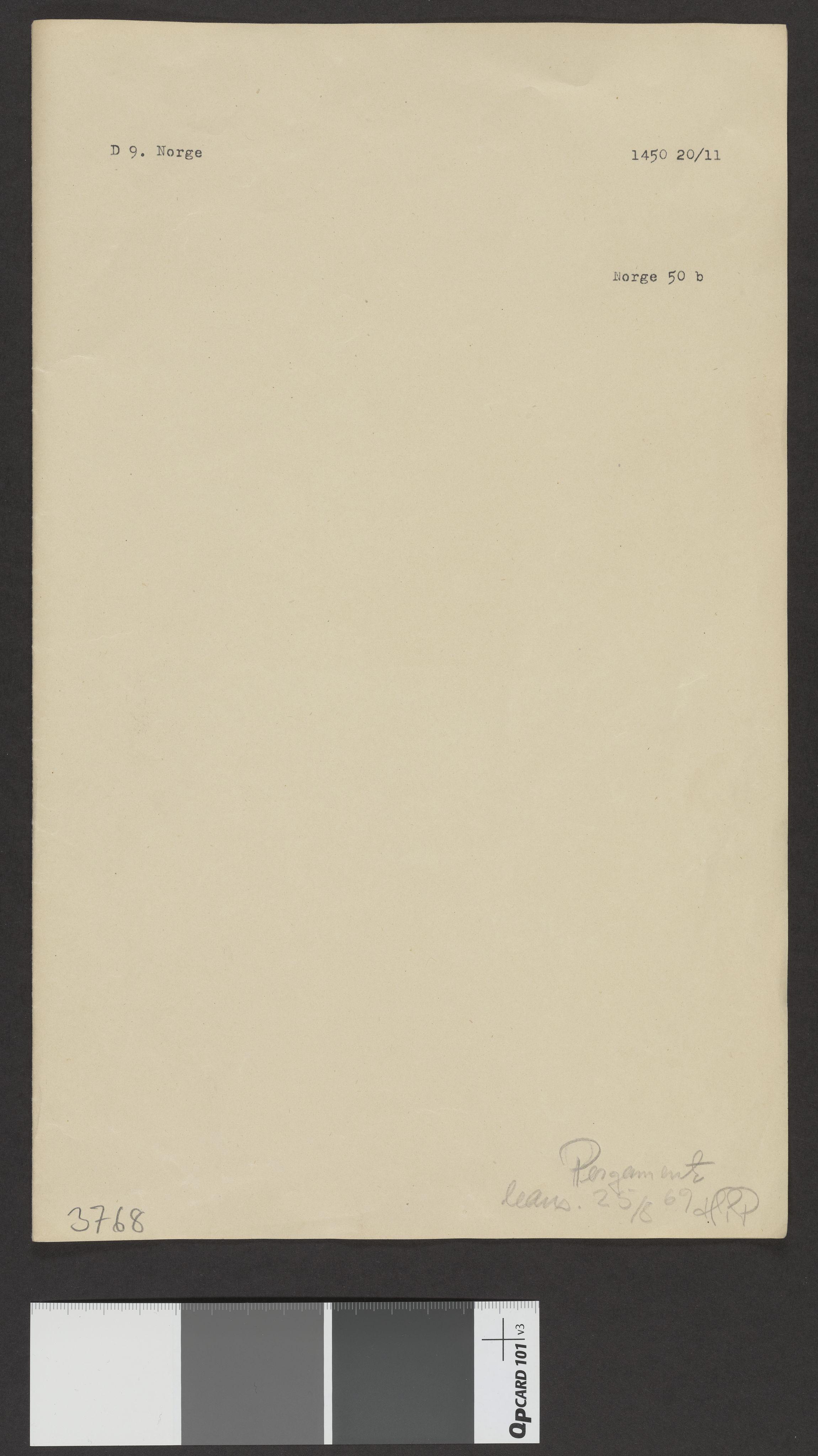 RA, Riksarkivets diplomsamling, F06/L0031: Dokument nr. 48, 50b, 51b