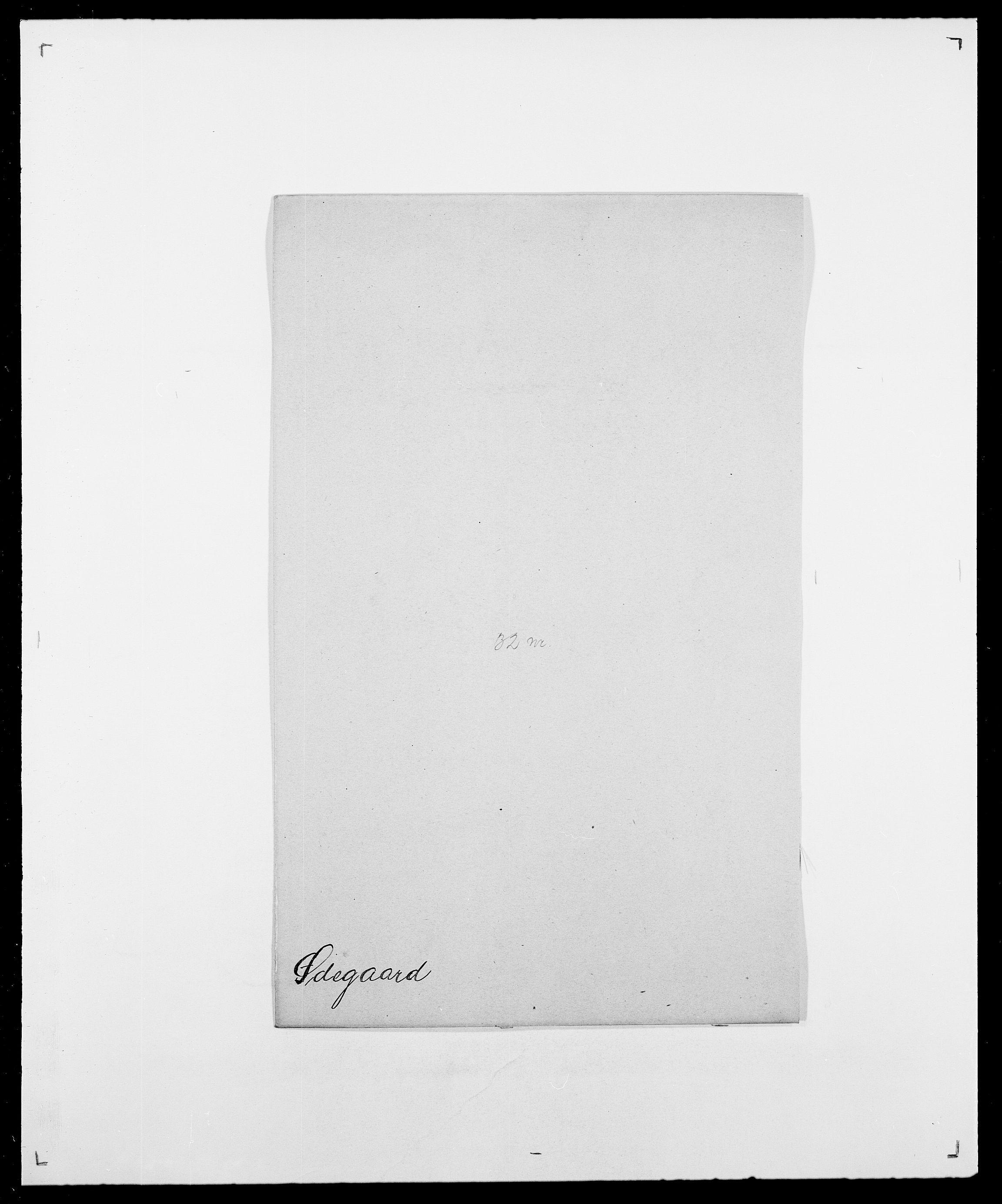 SAO, Delgobe, Charles Antoine - samling, D/Da/L0043: Wulfsberg - v. Zanten, s. 222