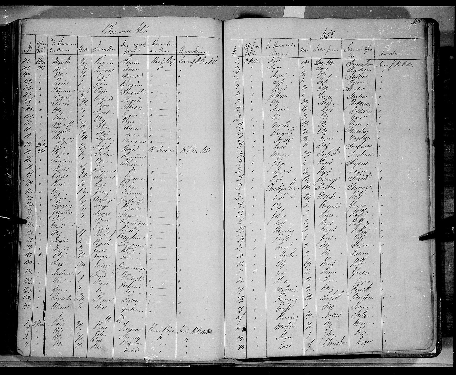 SAH, Lom prestekontor, K/L0006: Ministerialbok nr. 6B, 1837-1863, s. 683