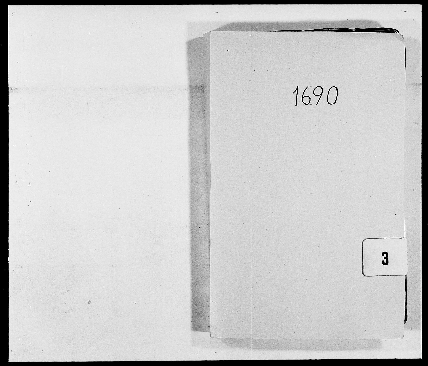 RA, Rentekammeret inntil 1814, Reviderte regnskaper, Fogderegnskap, R02/L0106: Fogderegnskap Moss og Verne kloster, 1688-1691, s. 272