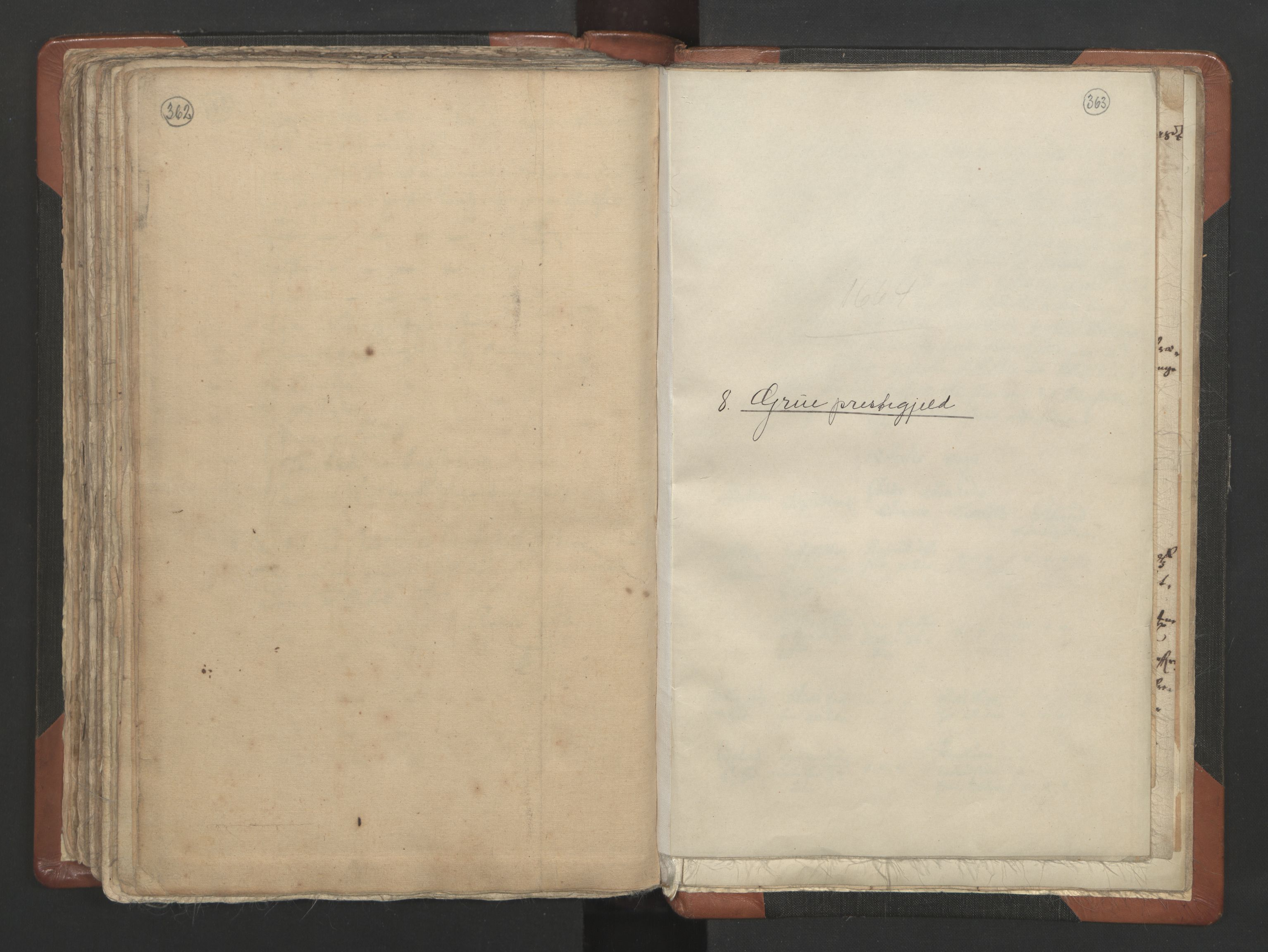 RA, Sogneprestenes manntall 1664-1666, nr. 4: Øvre Romerike prosti, 1664-1666, s. 362-363