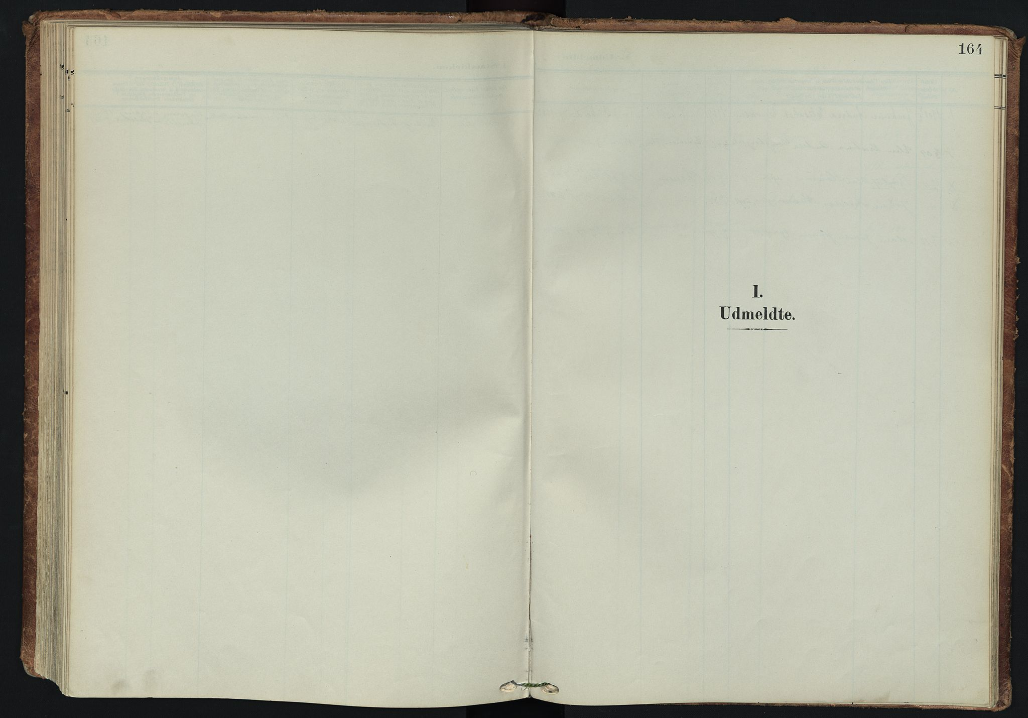 SATØ, Tranøy sokneprestkontor, I/Ia/Iaa/L0014kirke: Ministerialbok nr. 14, 1905-1919, s. 164
