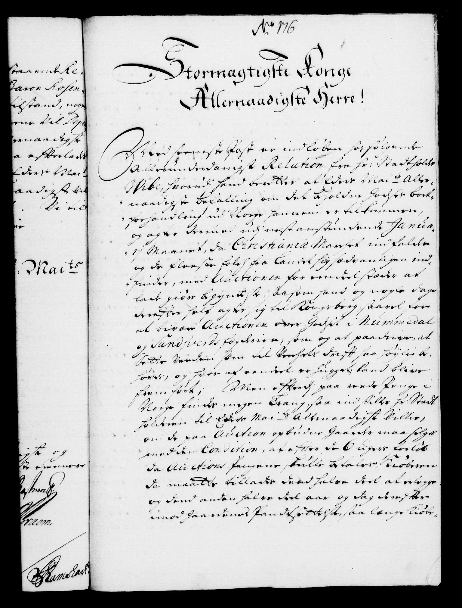 RA, Rentekammeret, Kammerkanselliet, G/Gf/Gfa/L0008: Norsk relasjons- og resolusjonsprotokoll (merket RK 52.8), 1725, s. 962