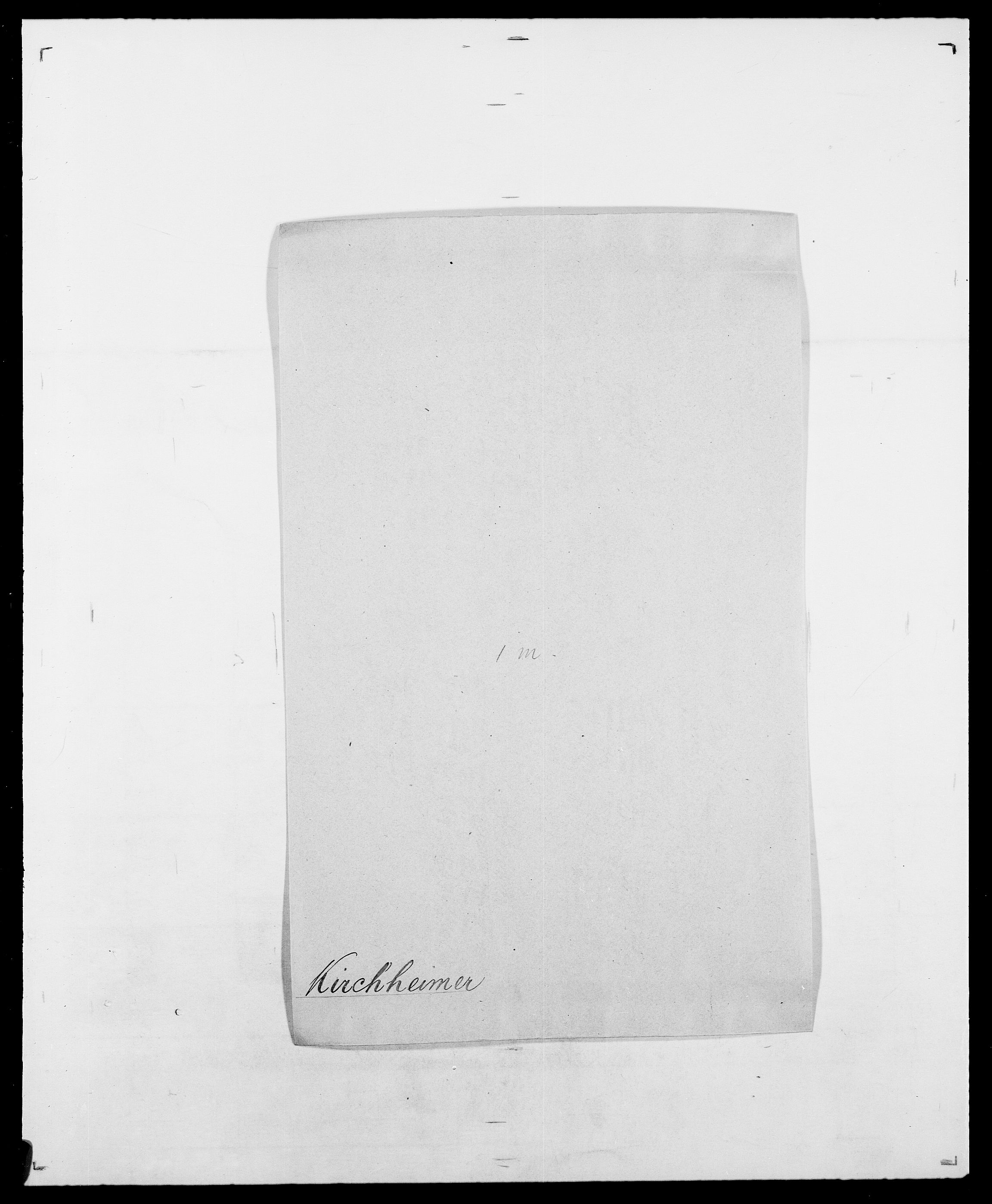 SAO, Delgobe, Charles Antoine - samling, D/Da/L0020: Irgens - Kjøsterud, s. 637