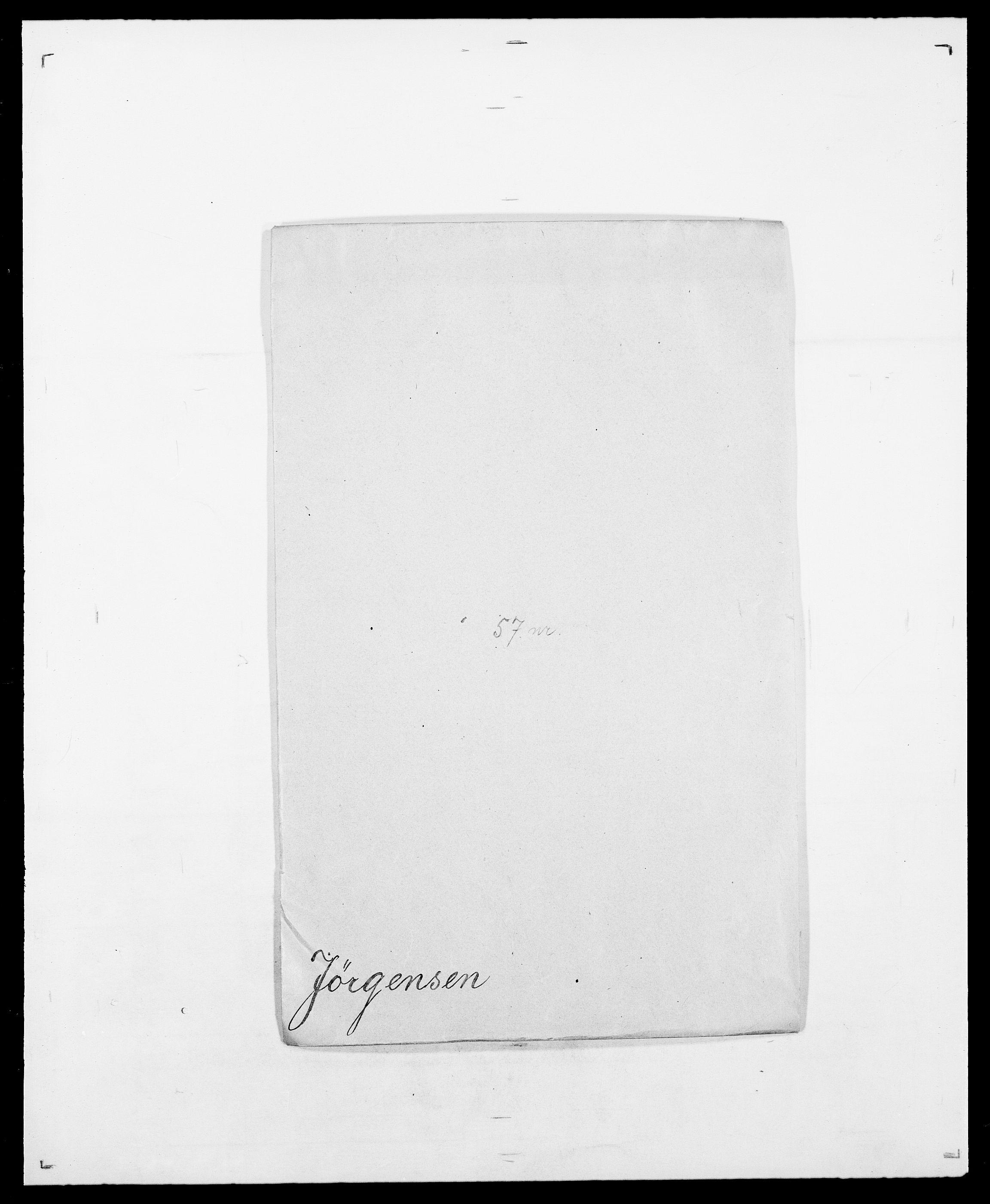 SAO, Delgobe, Charles Antoine - samling, D/Da/L0020: Irgens - Kjøsterud, s. 278