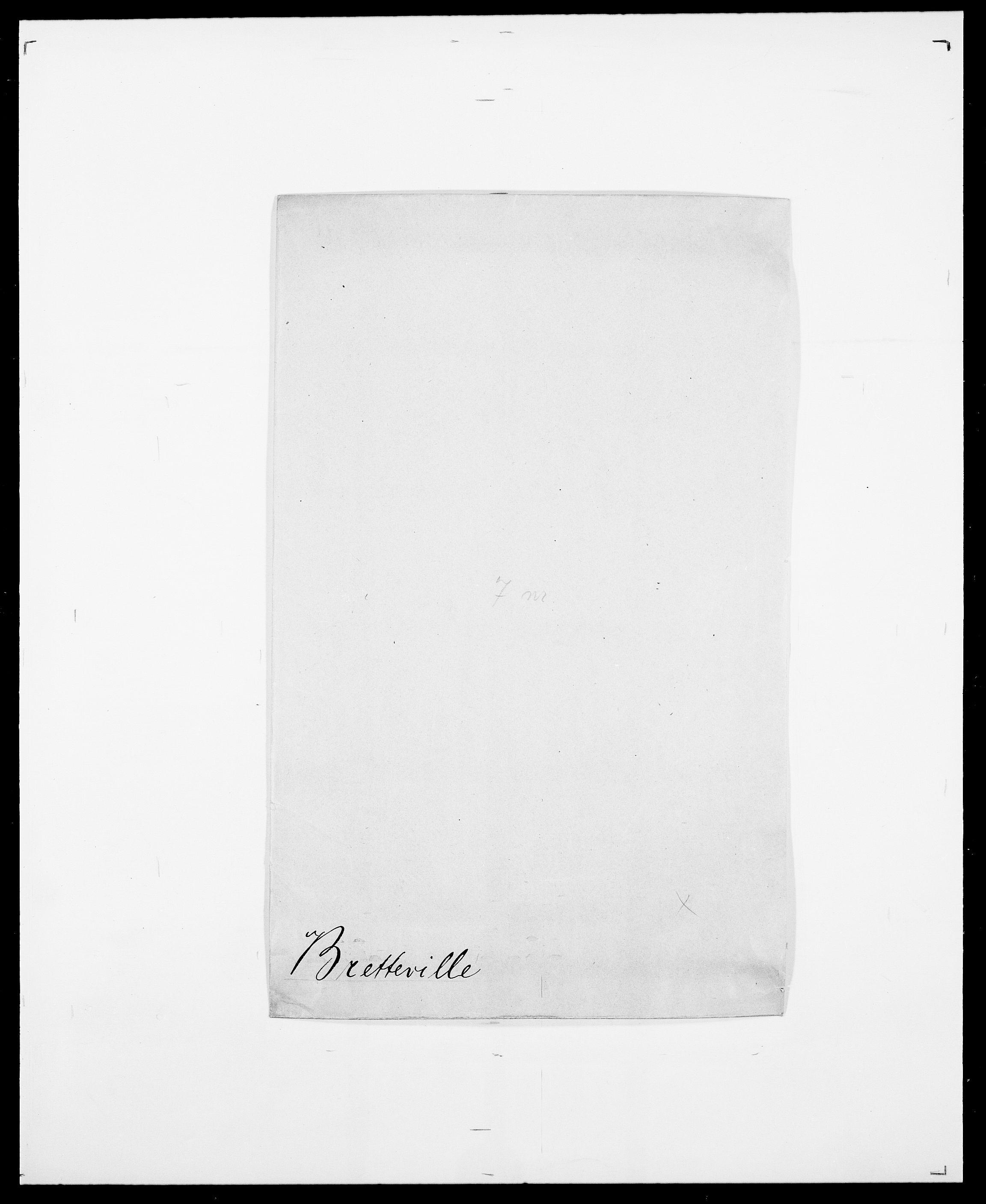 SAO, Delgobe, Charles Antoine - samling, D/Da/L0006: Brambani - Brønø, s. 325