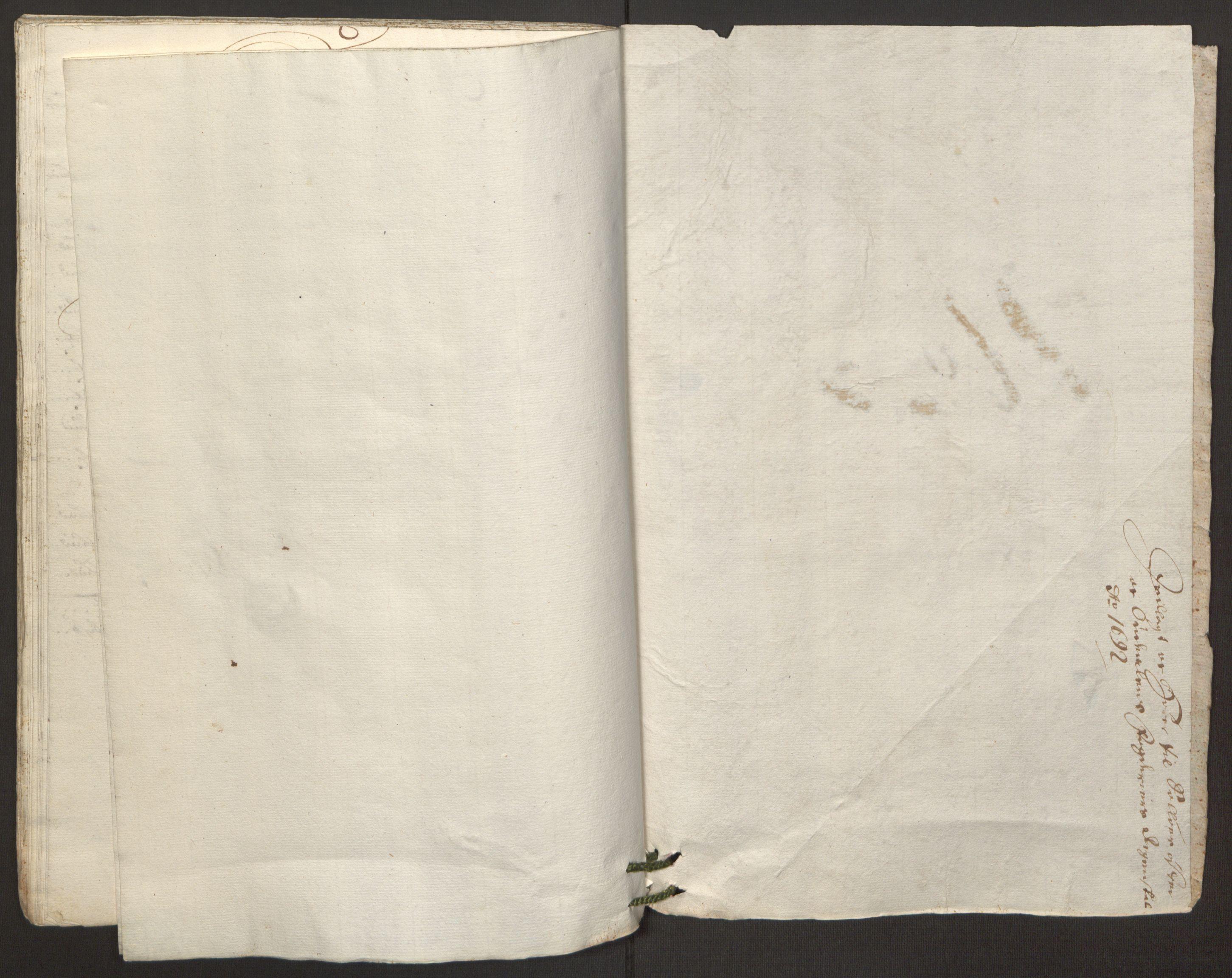 RA, Rentekammeret inntil 1814, Reviderte regnskaper, Fogderegnskap, R13/L0830: Fogderegnskap Solør, Odal og Østerdal, 1692, s. 409
