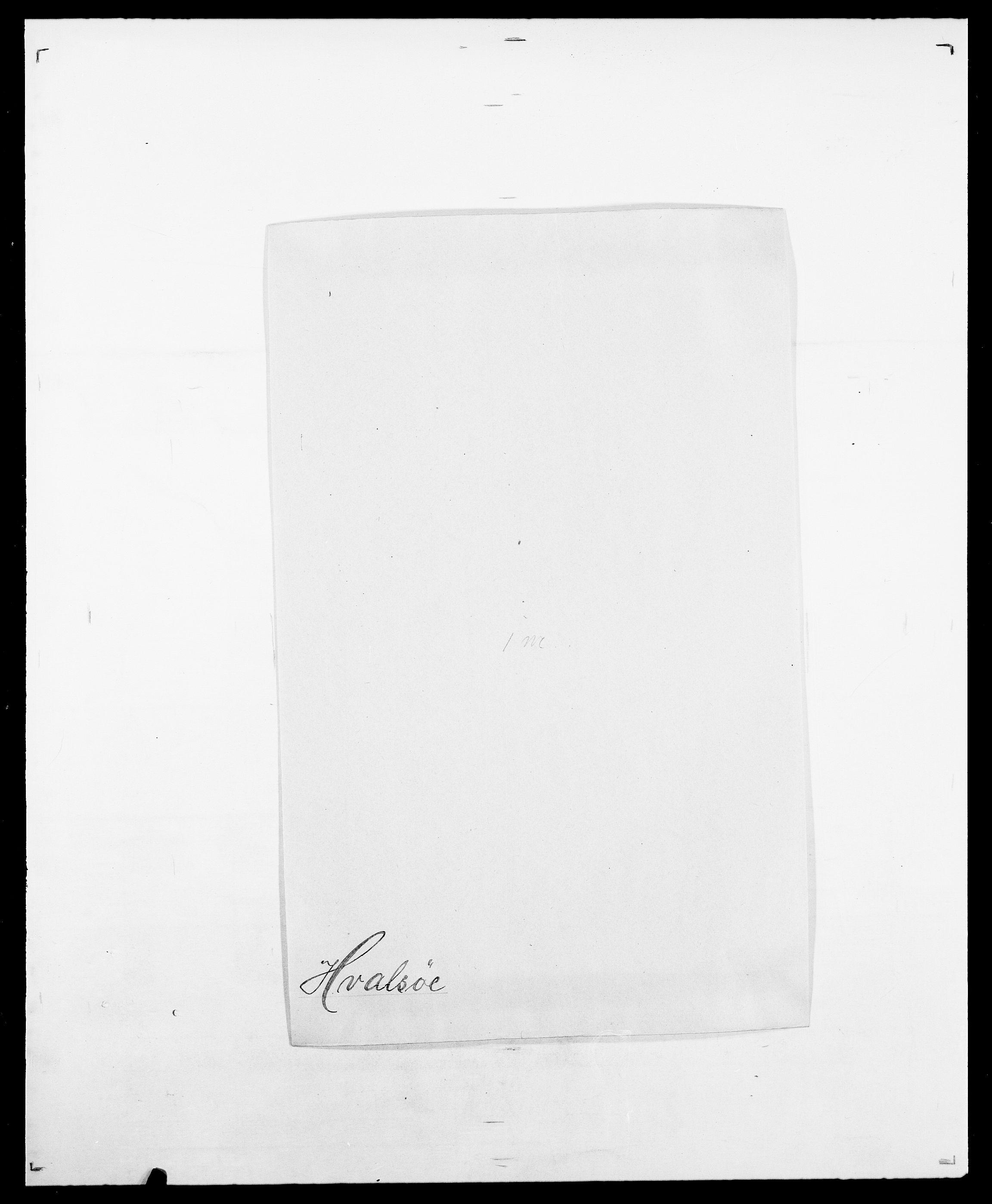 SAO, Delgobe, Charles Antoine - samling, D/Da/L0019: van der Hude - Joys, s. 116