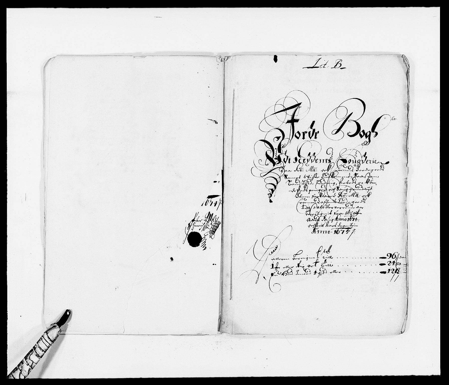 RA, Rentekammeret inntil 1814, Reviderte regnskaper, Fogderegnskap, R39/L2300: Fogderegnskap Nedenes, 1672-1674, s. 245