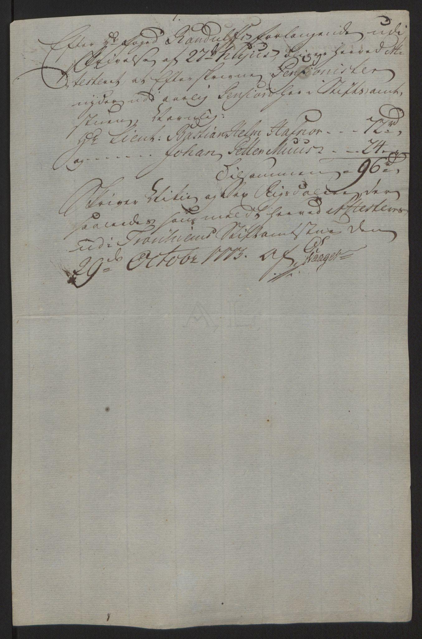 RA, Rentekammeret inntil 1814, Reviderte regnskaper, Fogderegnskap, R63/L4420: Ekstraskatten Inderøy, 1762-1772, s. 513