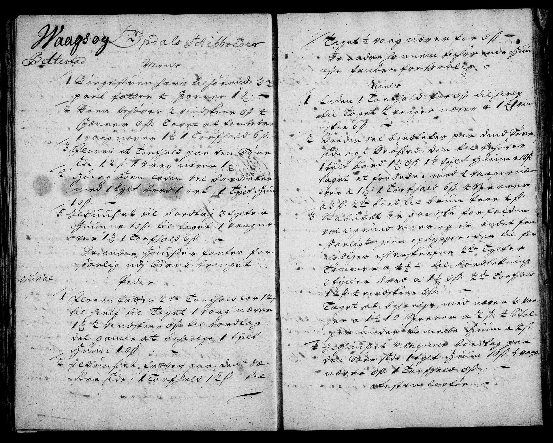 RA, Rentekammeret inntil 1814, Realistisk ordnet avdeling, On/L0003: [Jj 4]: Kommisjonsforretning over Vilhelm Hanssøns forpaktning av Halsnøy klosters gods, 1721-1729, s. 50