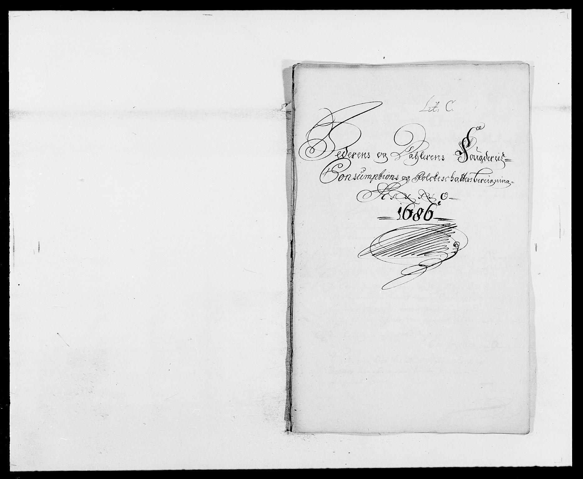 RA, Rentekammeret inntil 1814, Reviderte regnskaper, Fogderegnskap, R46/L2726: Fogderegnskap Jæren og Dalane, 1686-1689, s. 44