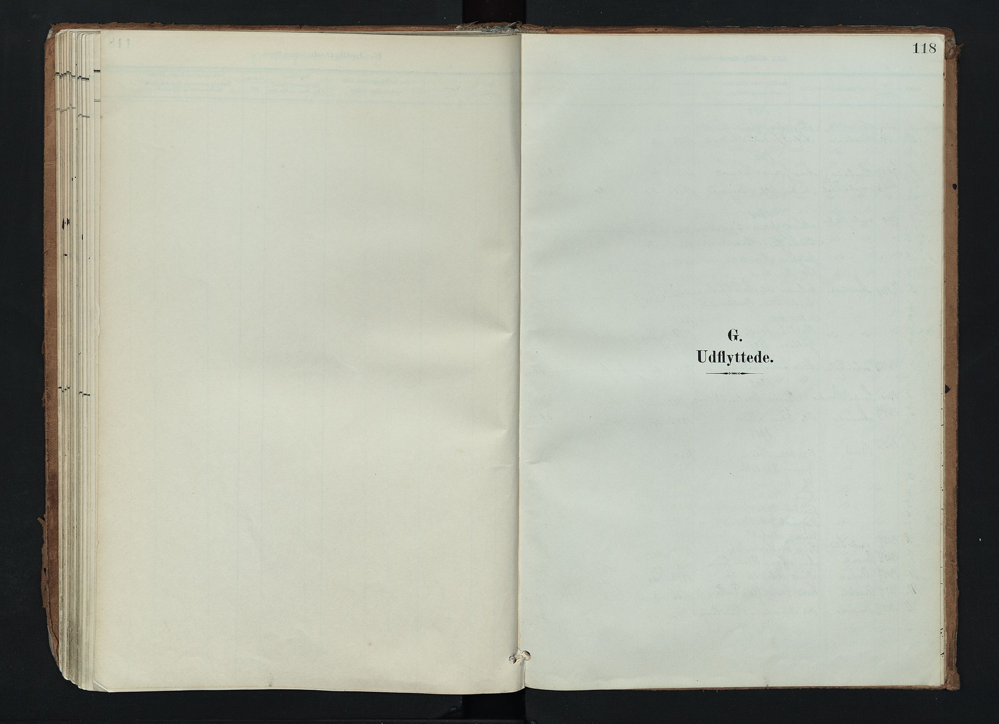 SAH, Nord-Aurdal prestekontor, Ministerialbok nr. 17, 1897-1926, s. 118