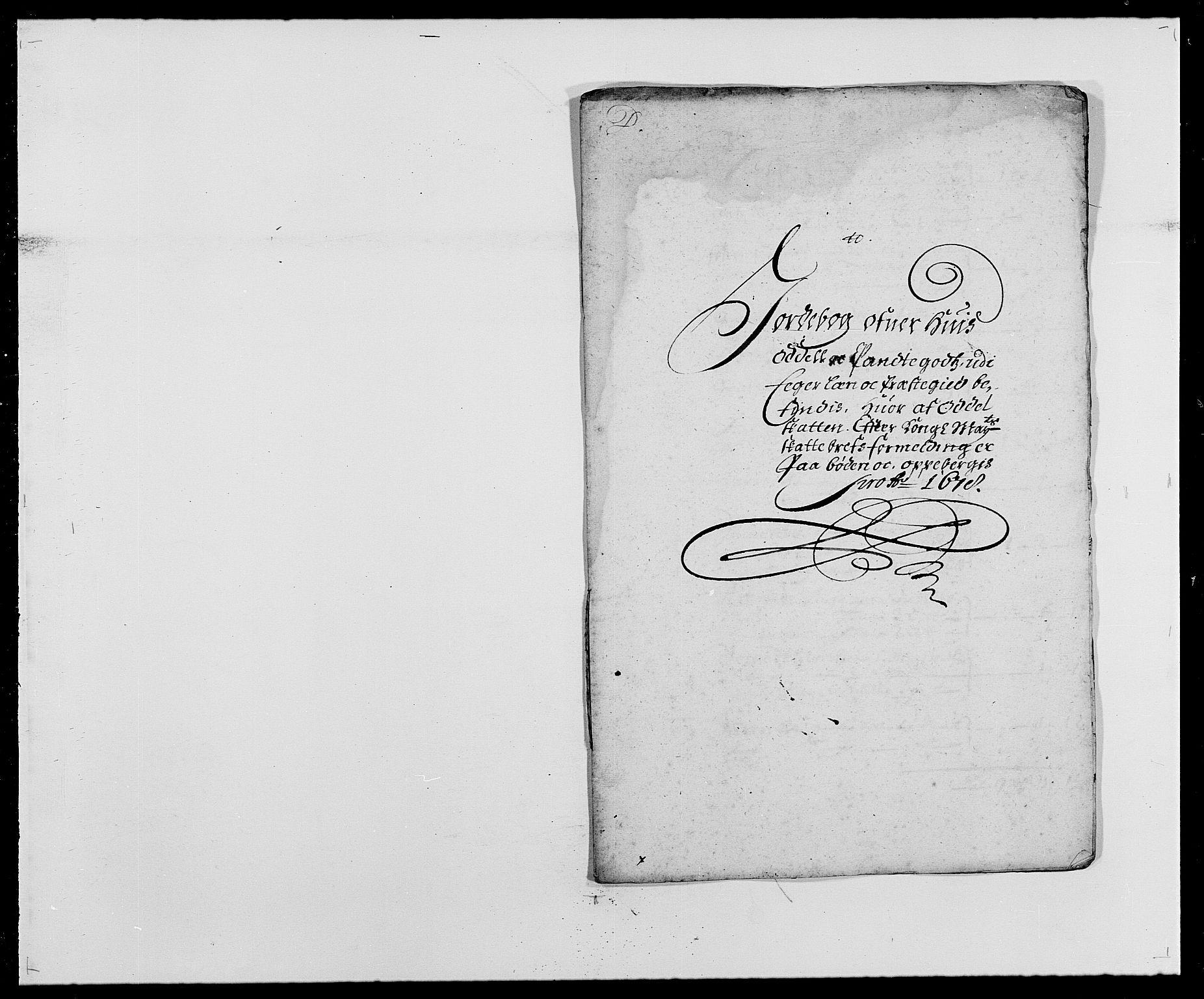 RA, Rentekammeret inntil 1814, Reviderte regnskaper, Fogderegnskap, R26/L1683: Fogderegnskap Eiker, 1678, s. 49