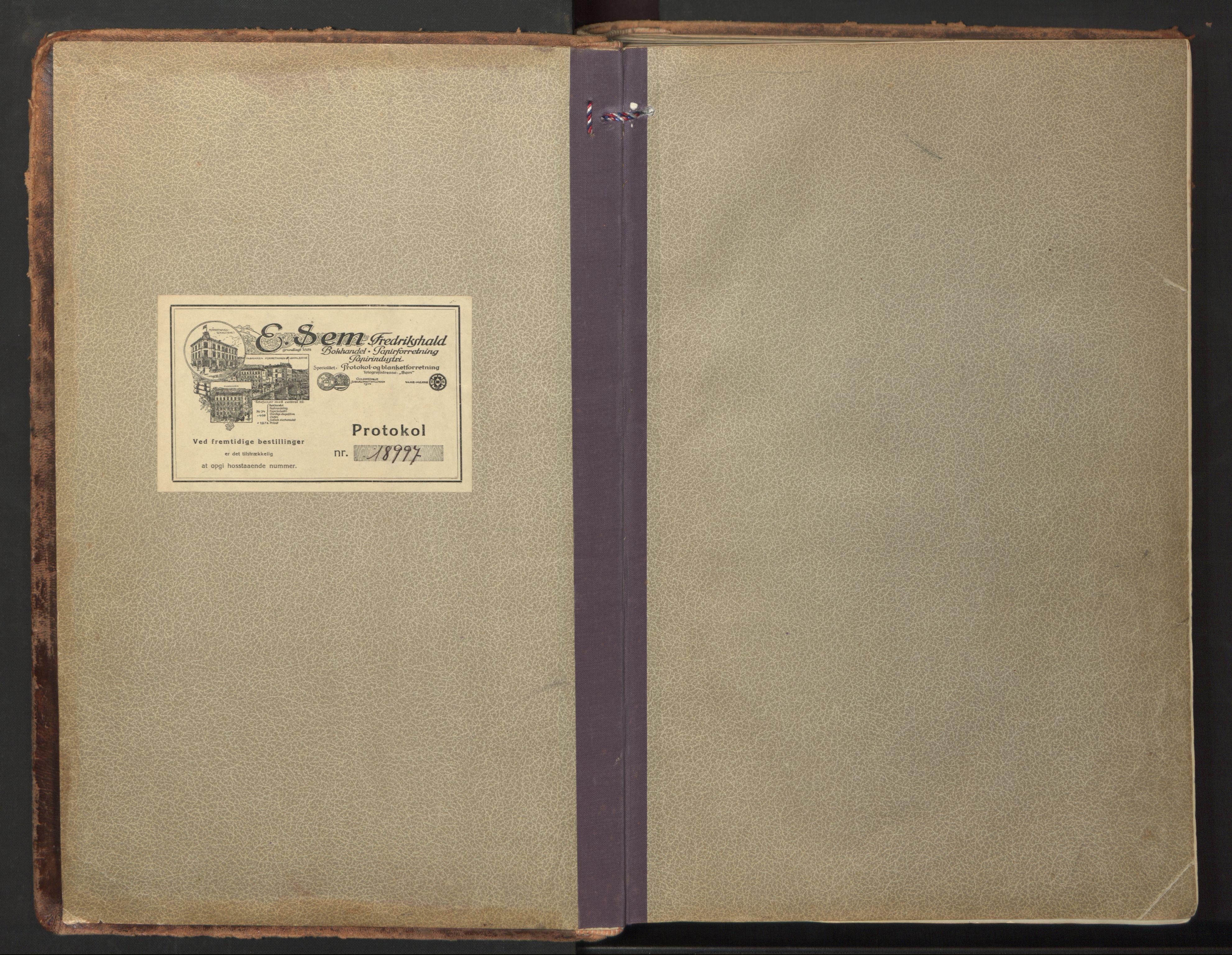 SAT, Ministerialprotokoller, klokkerbøker og fødselsregistre - Nord-Trøndelag, 714/L0136: Klokkerbok nr. 714C05, 1918-1957