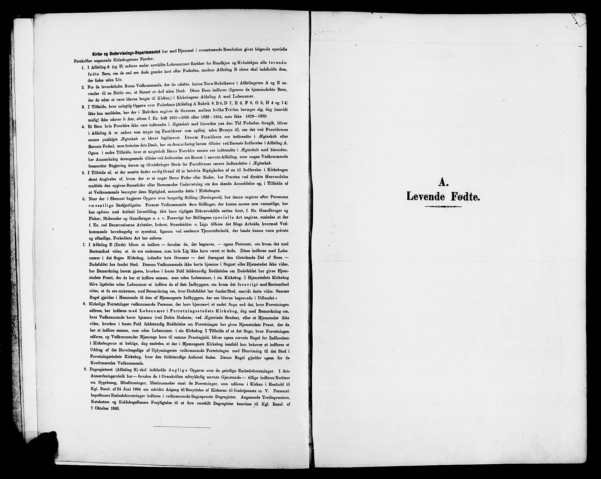 SAKO, Eidanger kirkebøker, G/Ga/L0003: Klokkerbok nr. 3, 1893-1911, s. 1
