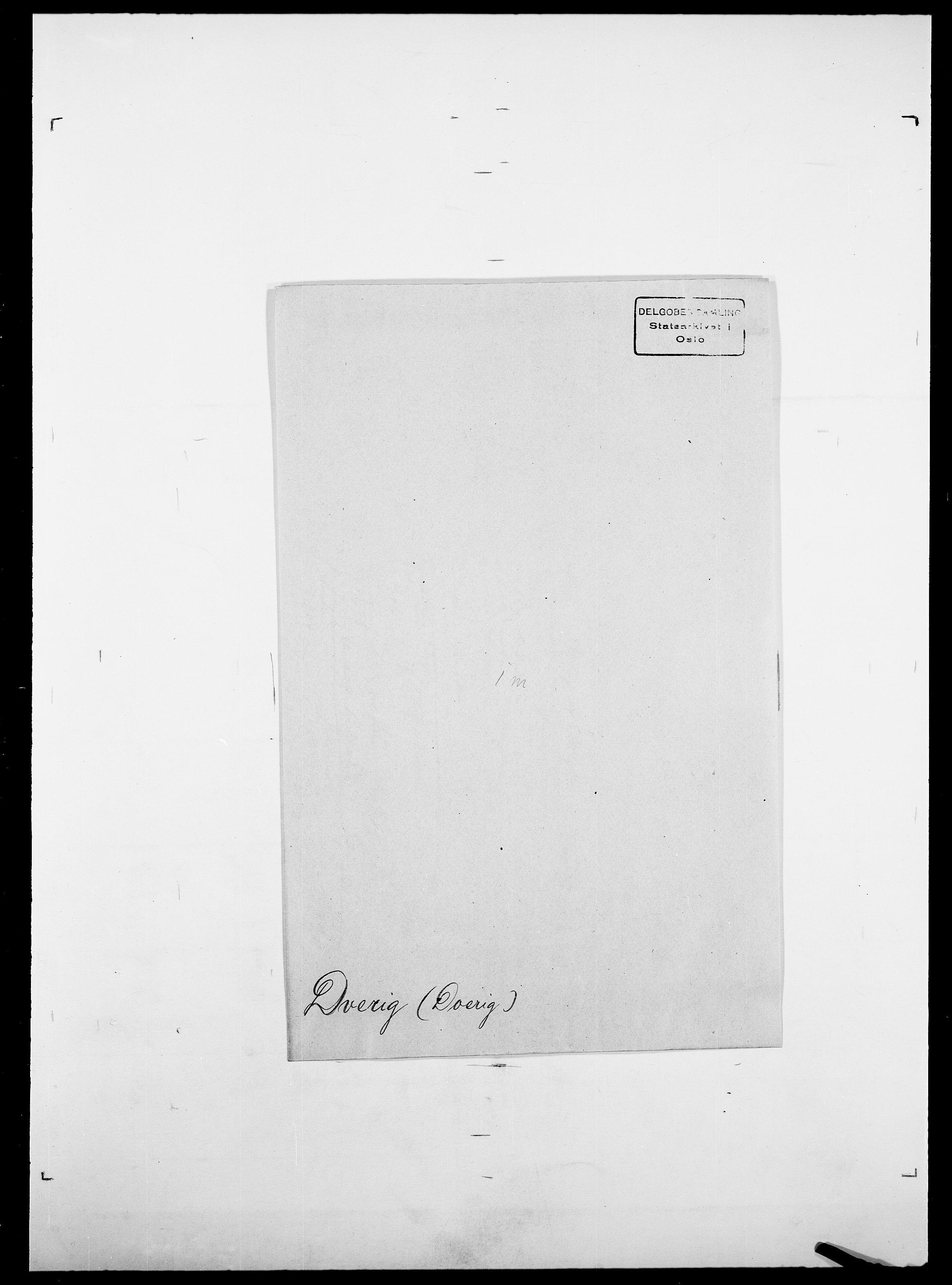 SAO, Delgobe, Charles Antoine - samling, D/Da/L0009: Dahl - v. Düren, s. 877