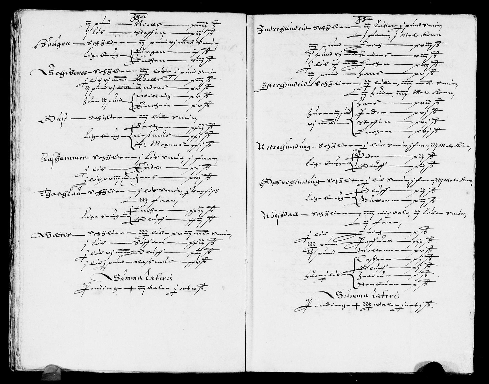 RA, Rentekammeret inntil 1814, Reviderte regnskaper, Lensregnskaper, R/Rb/Rbt/L0083: Bergenhus len, 1638-1639