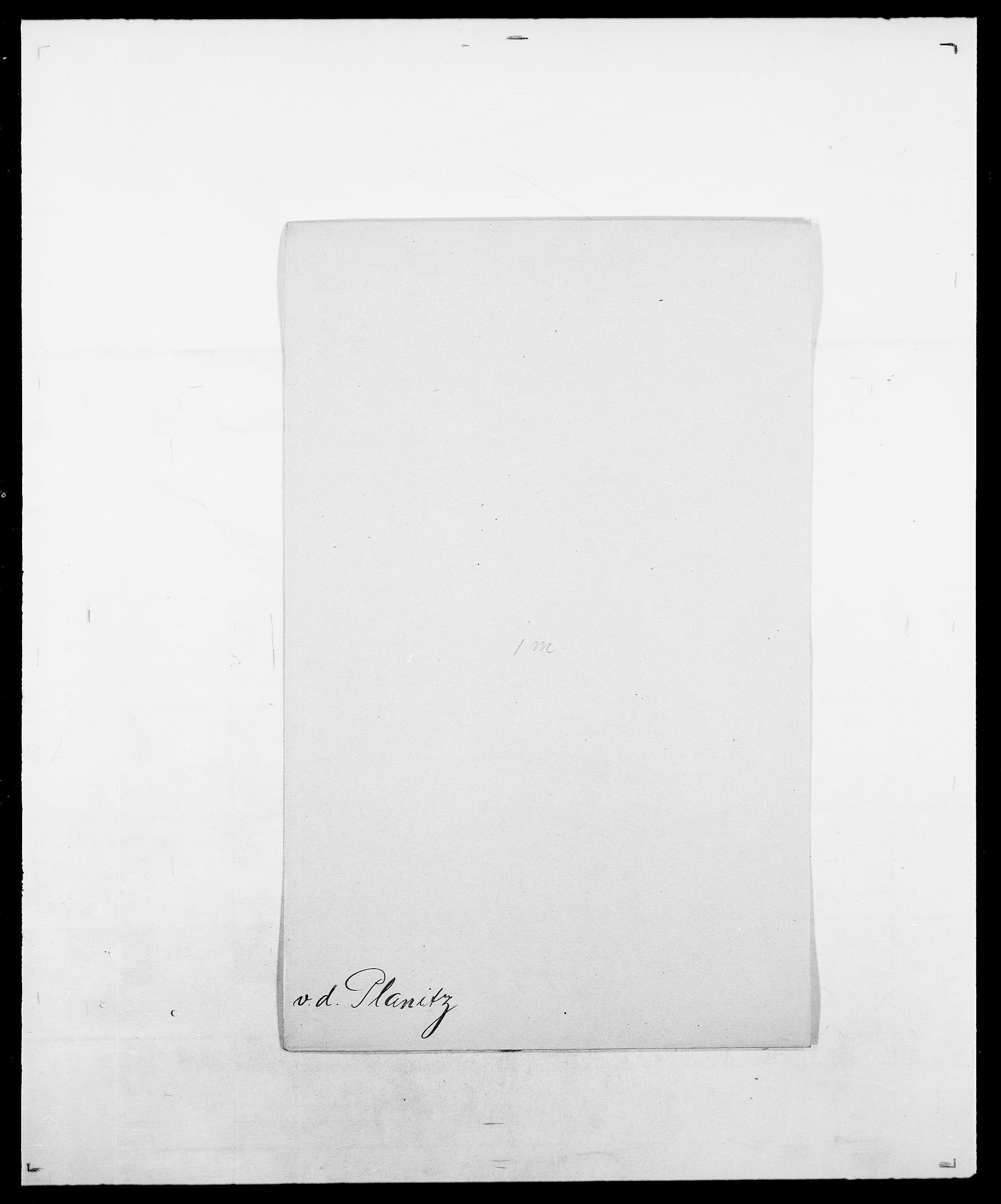 SAO, Delgobe, Charles Antoine - samling, D/Da/L0031: de Place - Raaum, s. 23