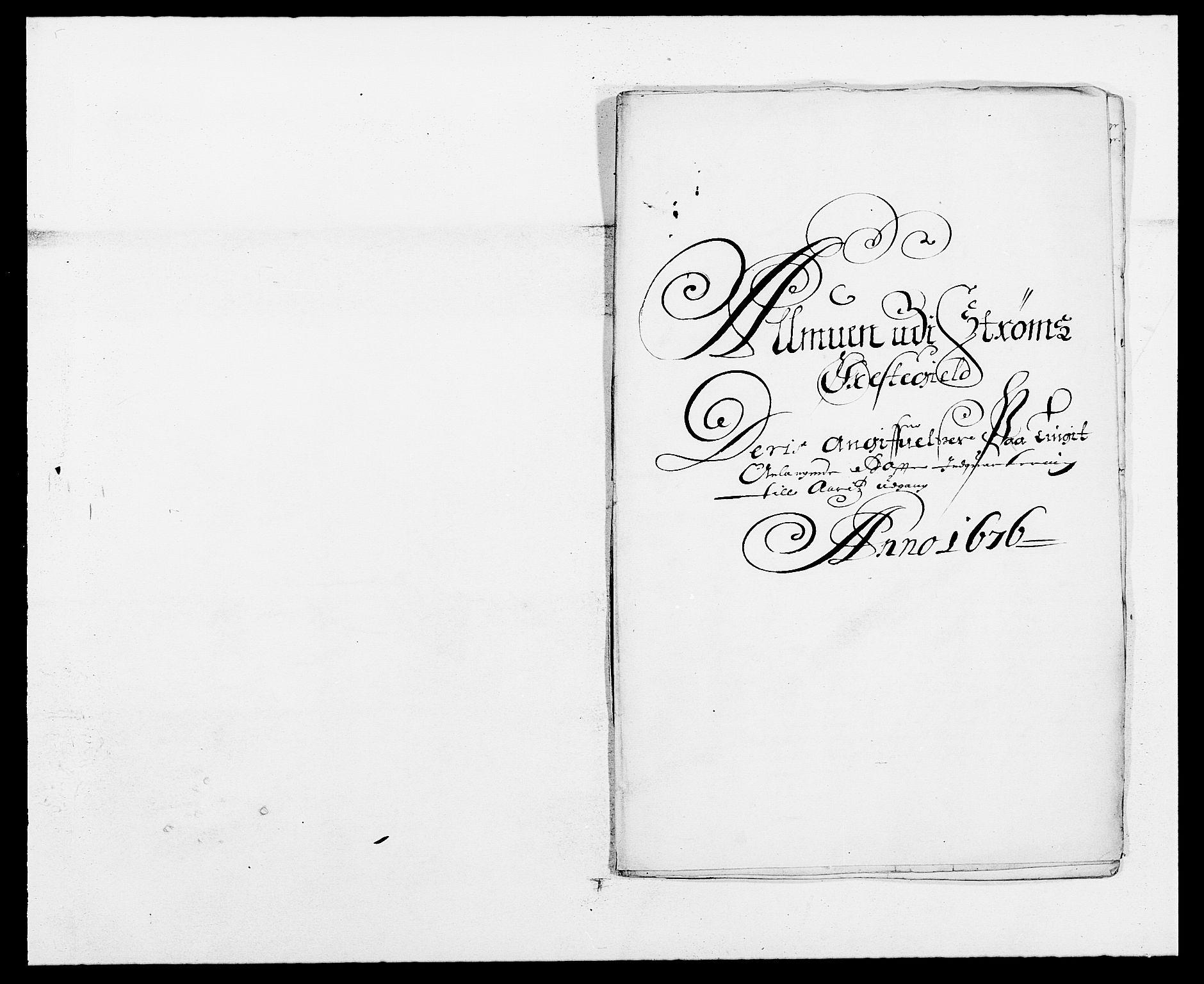 RA, Rentekammeret inntil 1814, Reviderte regnskaper, Fogderegnskap, R13/L0812: Fogderegnskap Solør, Odal og Østerdal, 1676, s. 115