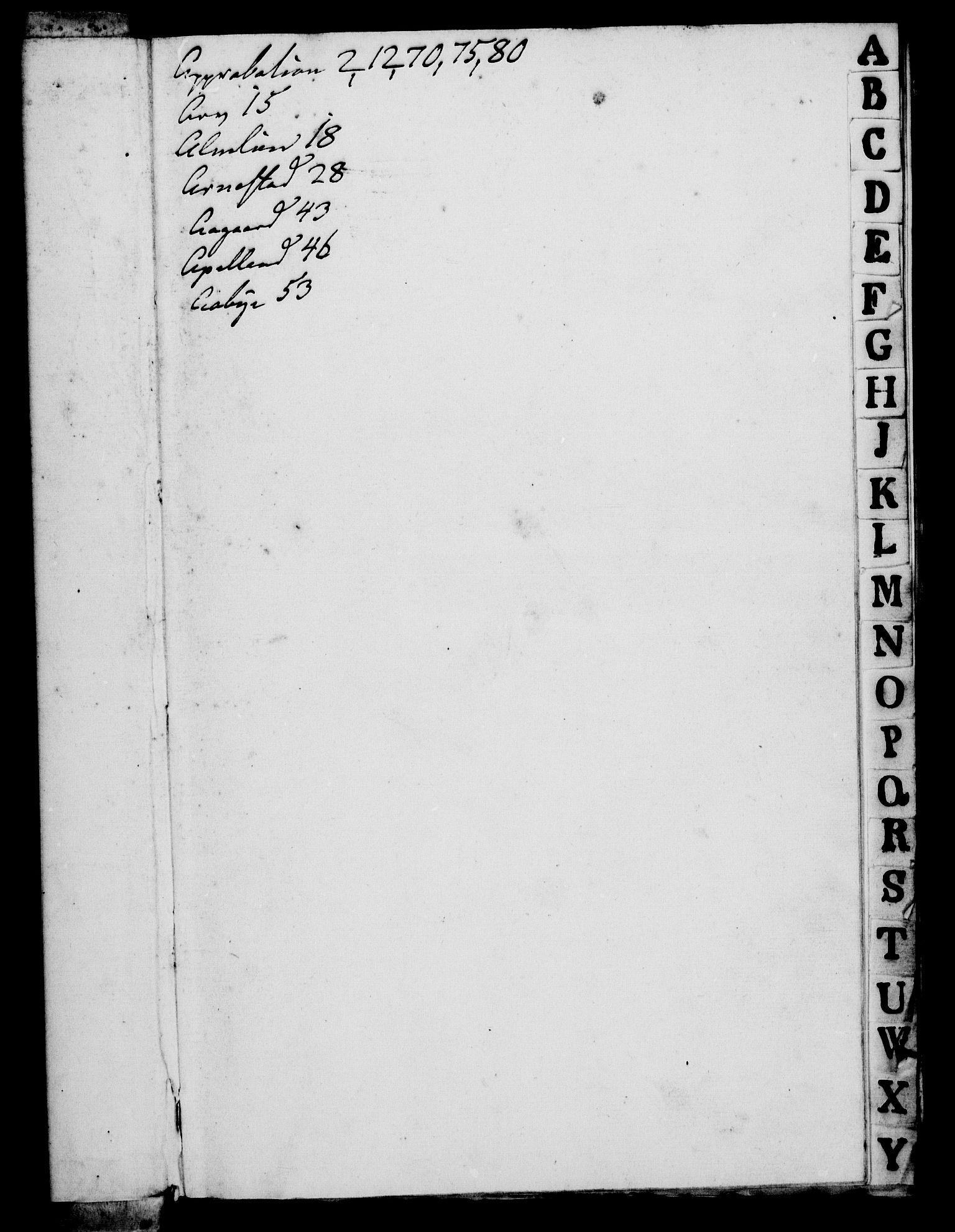 RA, Rentekammeret, Kammerkanselliet, G/Gf/Gfa/L0075: Norsk relasjons- og resolusjonsprotokoll (merket RK 52.75), 1793, s. 3