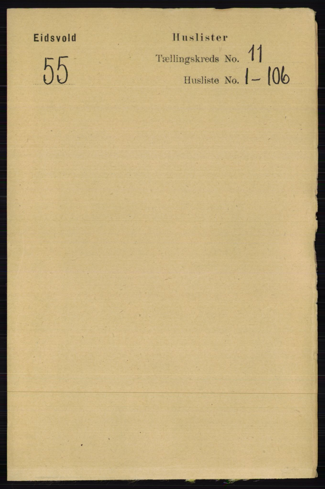 RA, Folketelling 1891 for 0237 Eidsvoll herred, 1891, s. 7576
